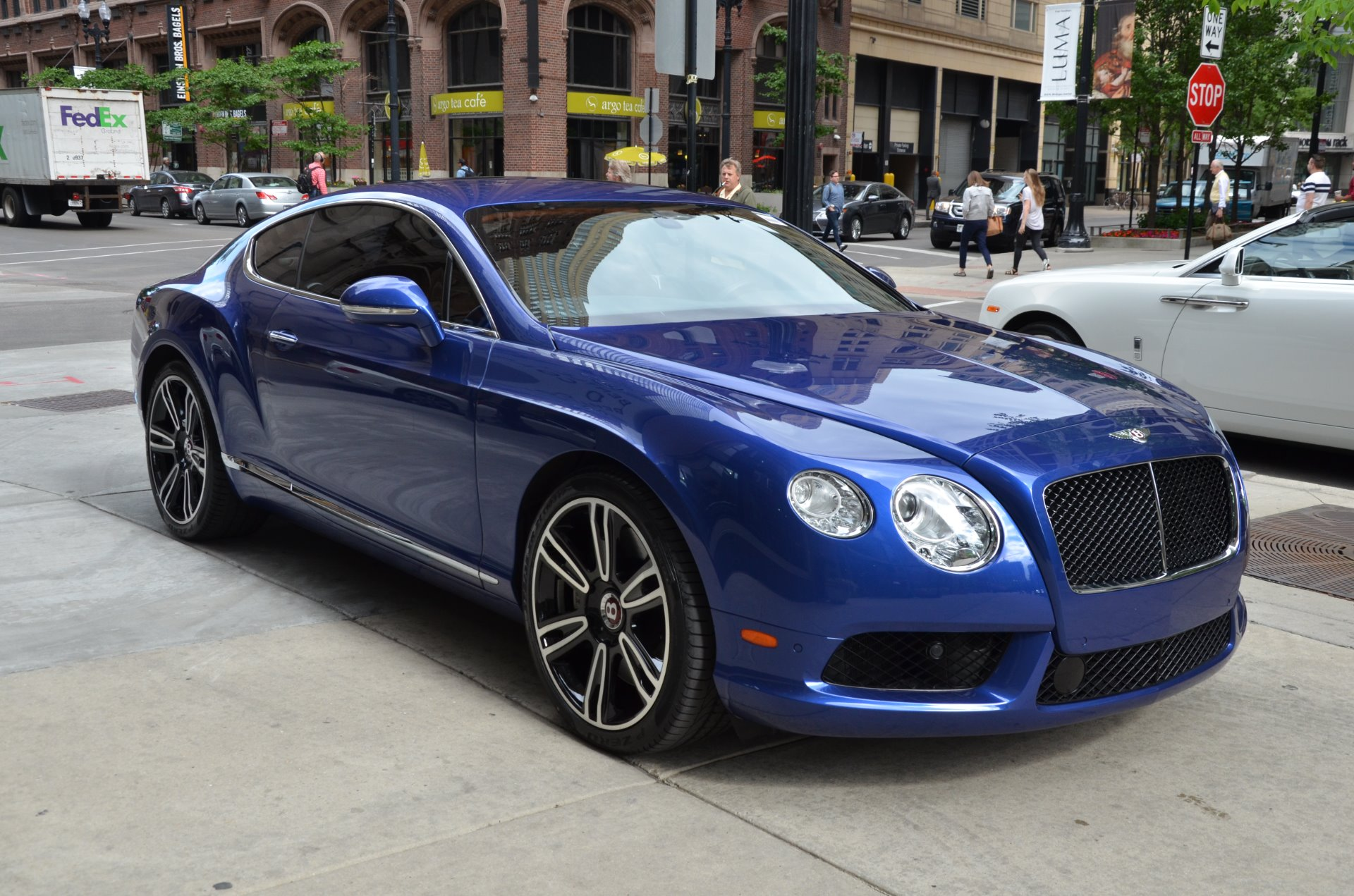 2013 bentley continental gt v8 stock gc1855 for sale near chicago il il bentley dealer. Black Bedroom Furniture Sets. Home Design Ideas