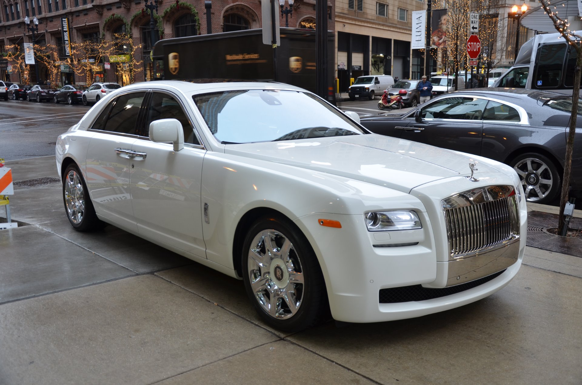 2011 rolls royce ghost stock 49426 for sale near chicago. Black Bedroom Furniture Sets. Home Design Ideas