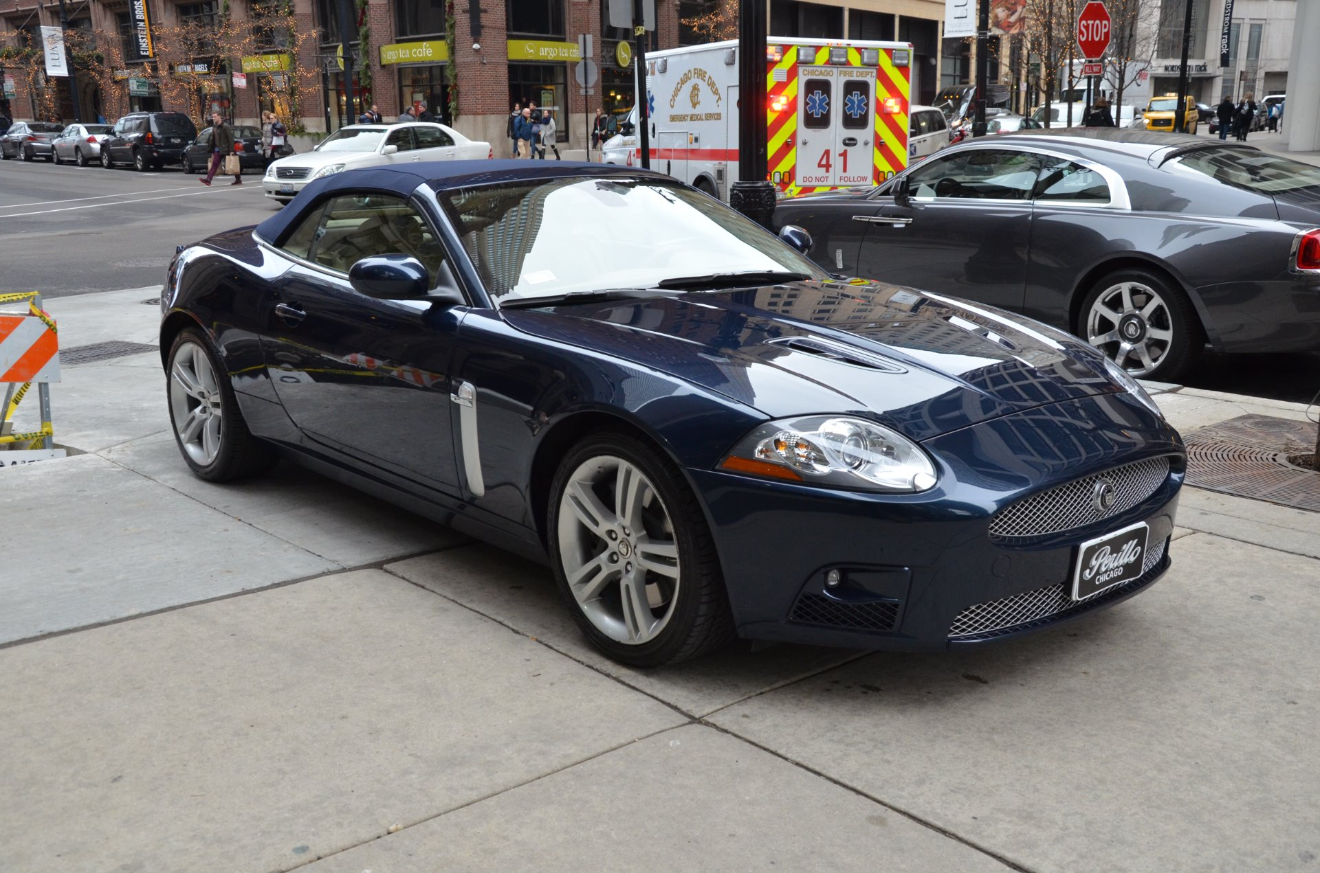 2007 Jaguar Xk Series Xkr Stock 19926 For Sale Near