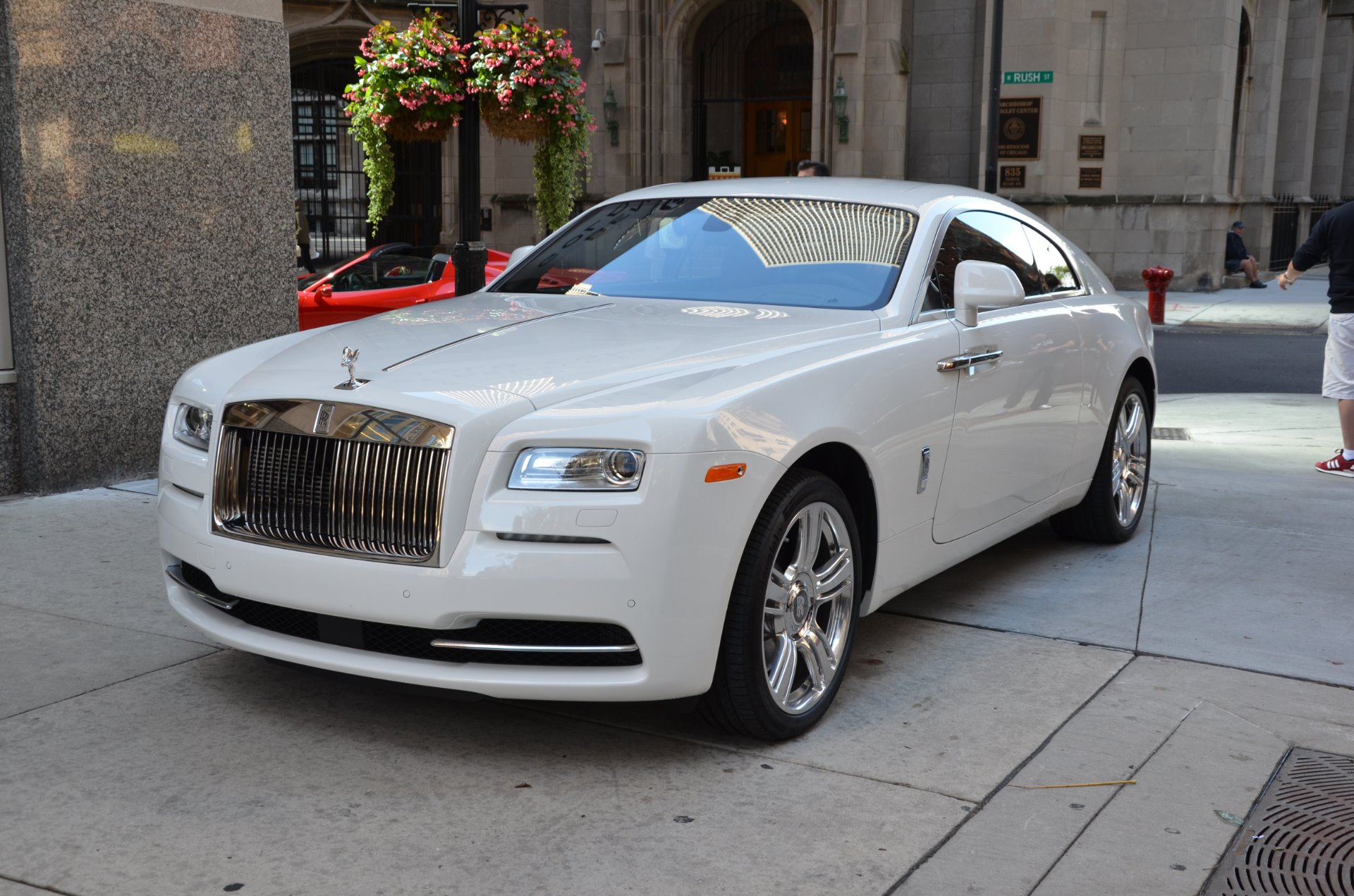 New 2016 Rolls Royce Wraith Chicago Il