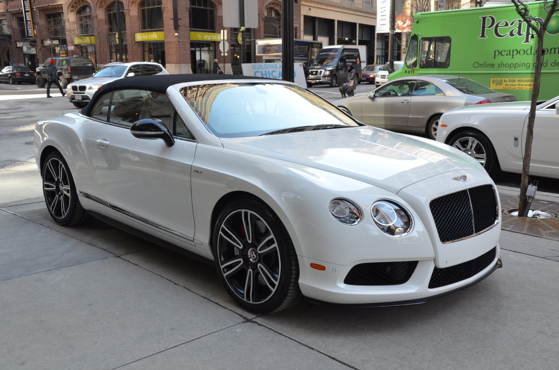2015 Bentley Continental Gtc V8 S Stock Gc1881 For Sale