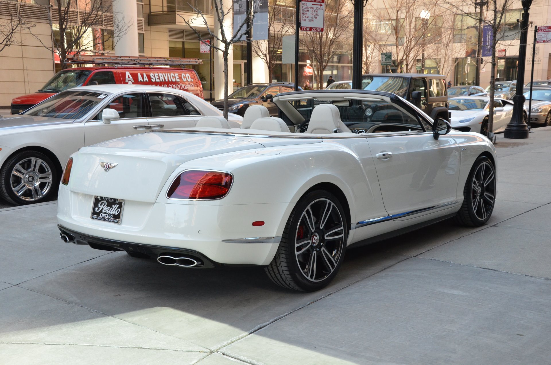 2015 Bentley Continental GTC V8 S Stock GC1881 for sale near