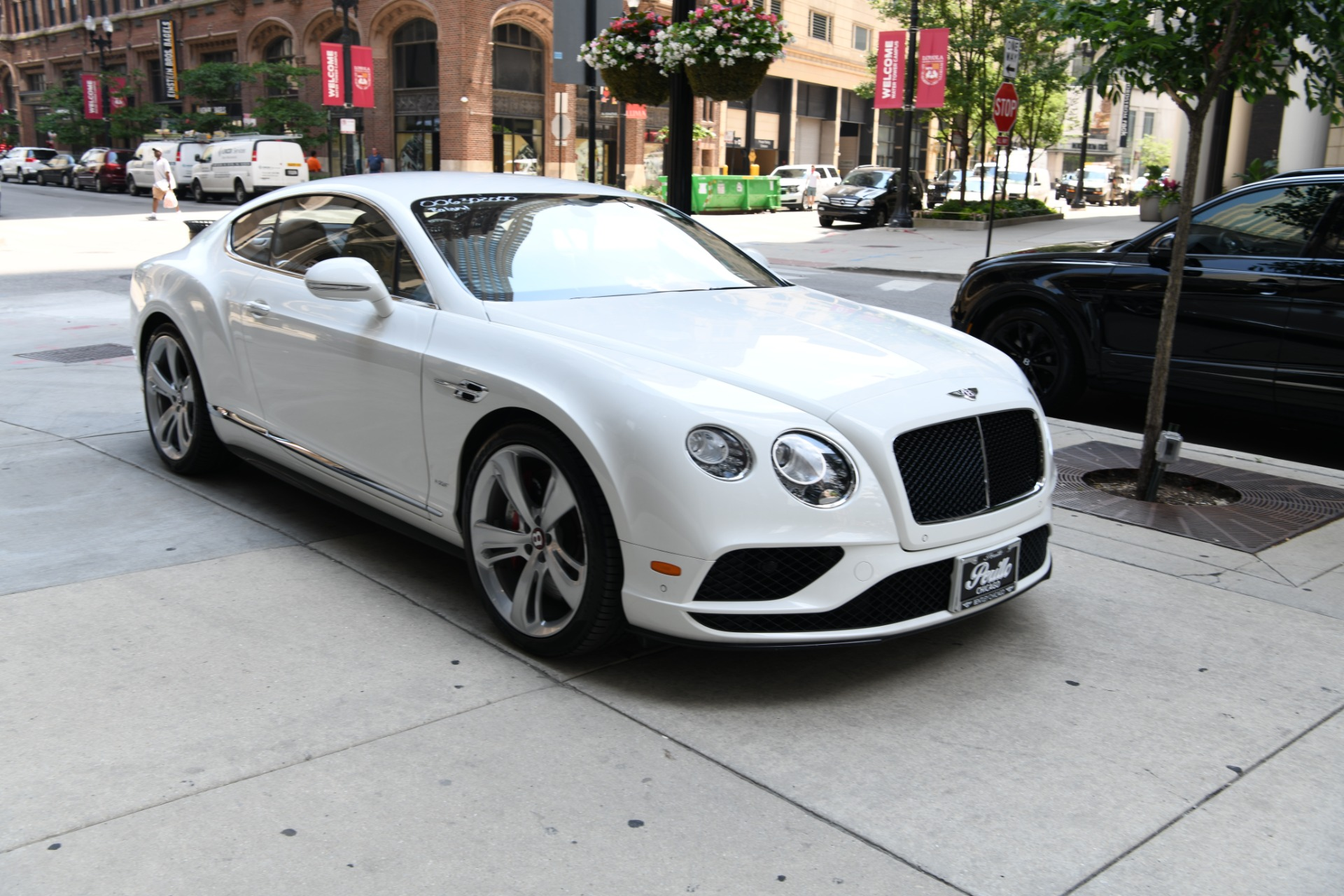 2016 Bentley Continental GT V8 S Stock B754 for sale near Chicago