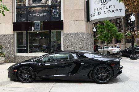 Used 2014 Lamborghini Aventador Roadster LP 700-4 Roadster | Chicago, IL