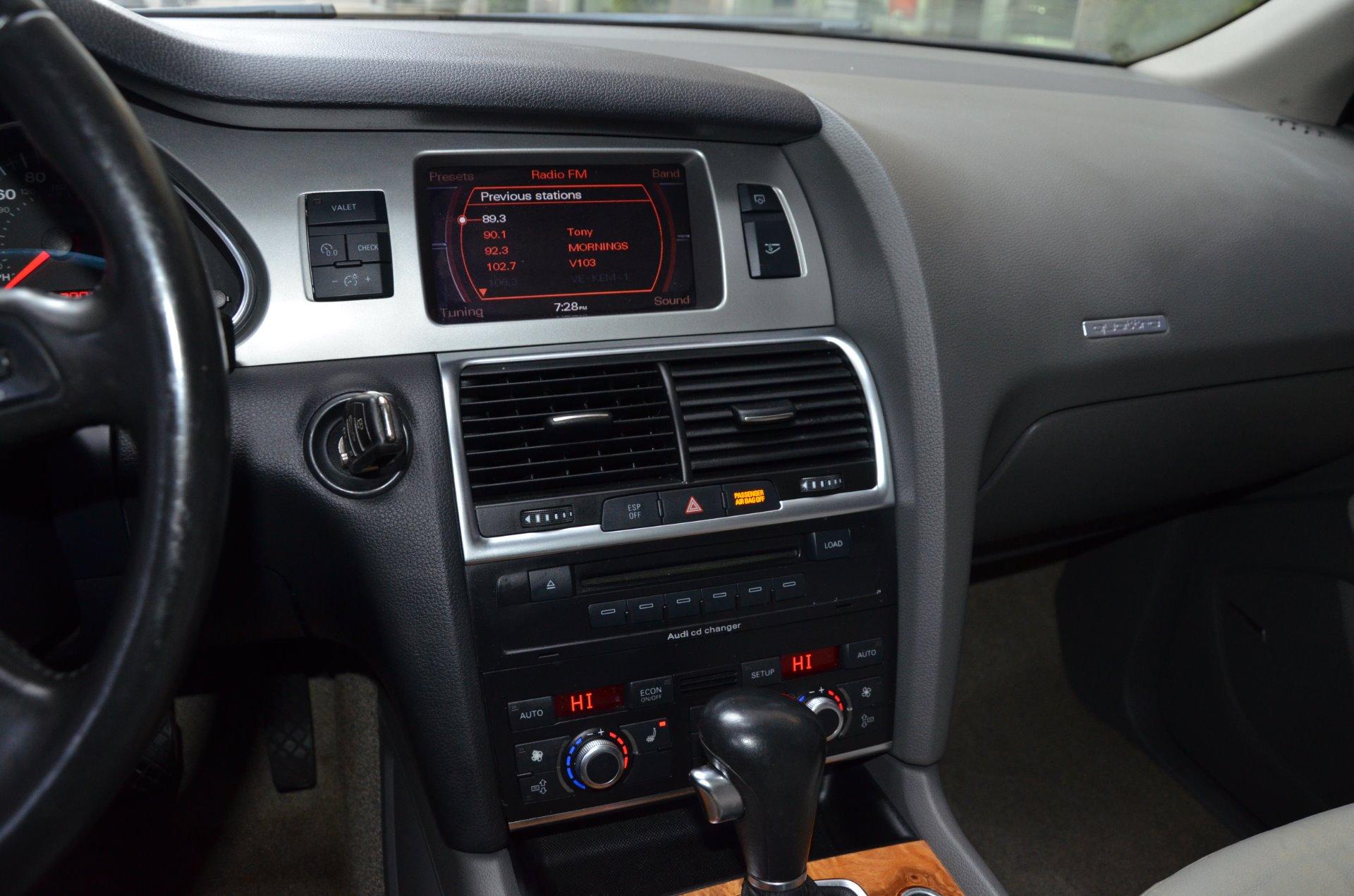 2007 audi q7 3 6 premium quattro stock m482a for sale 2007 audi q7 trailer wiring audi q7 trailer wiring