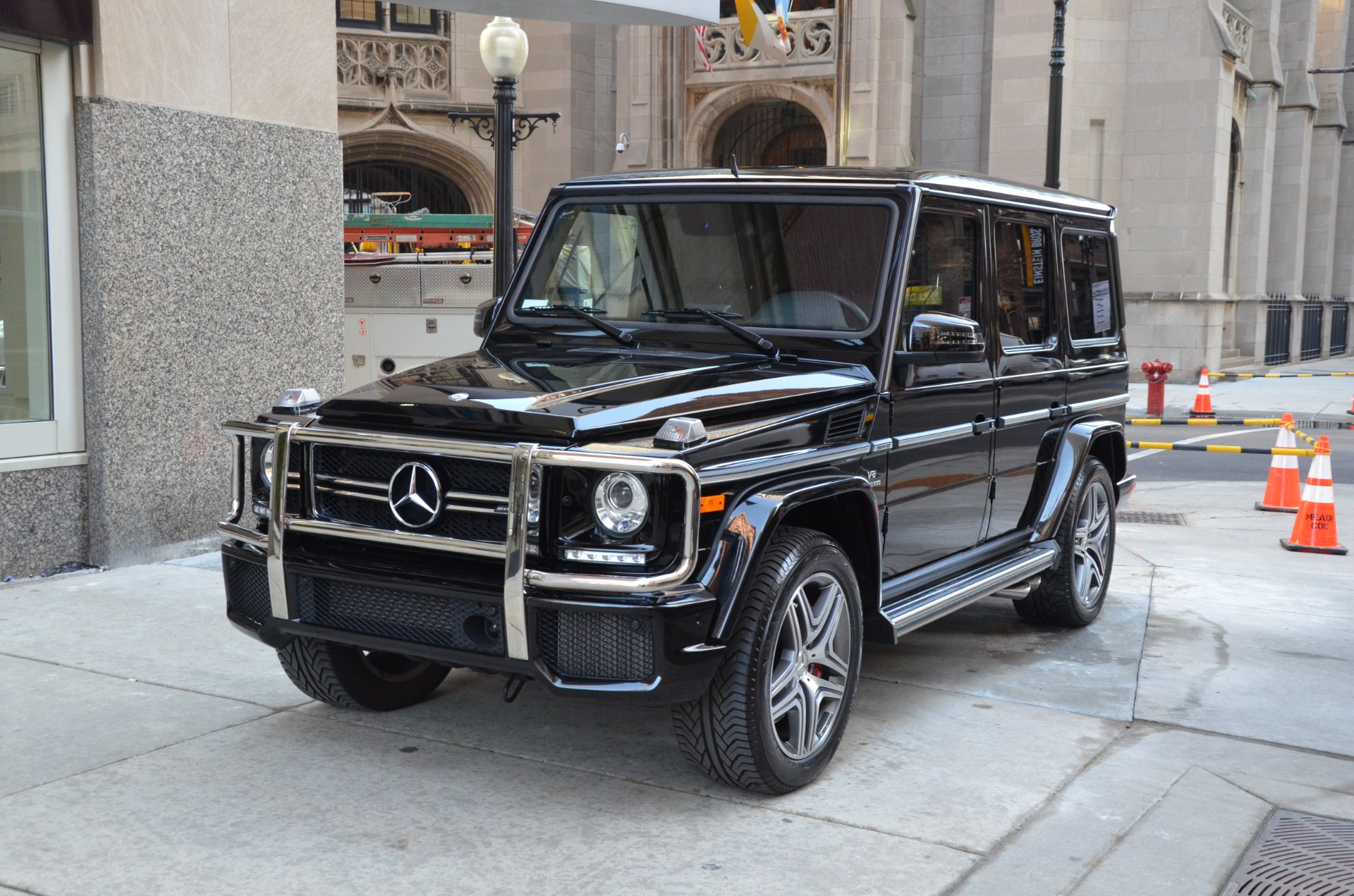 2016 mercedes benz g class g63 amg stock m485a for sale for Mercedes benz parts chicago