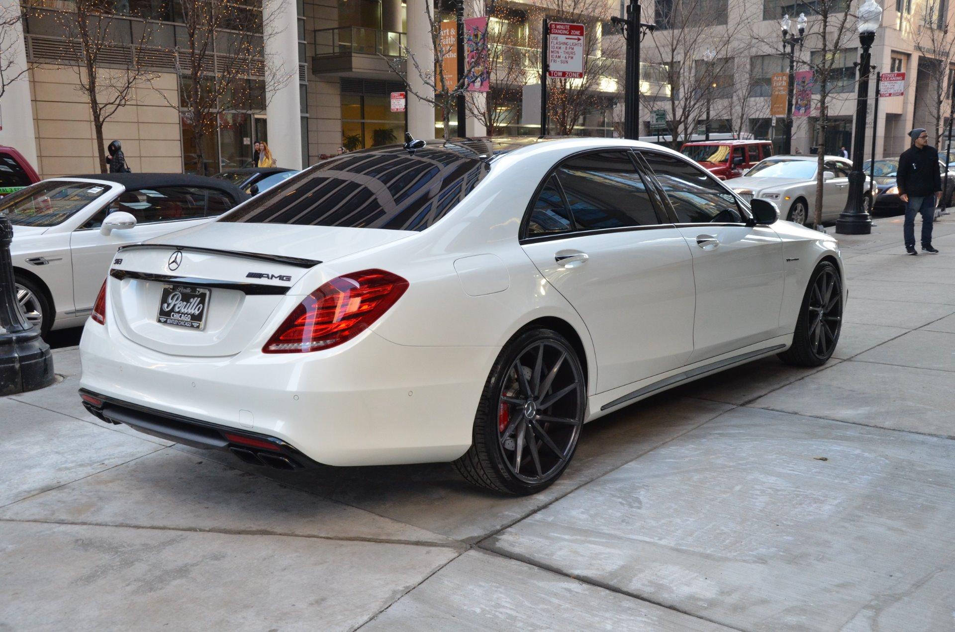 2015 mercedes benz s class s63 amg stock r251a for sale for Chicago mercedes benz dealer