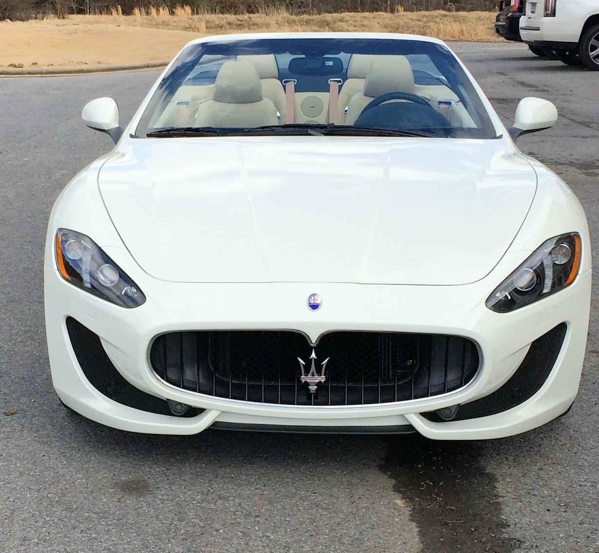 2013 Maserati GranTurismo Convertible Sport Sport Stock