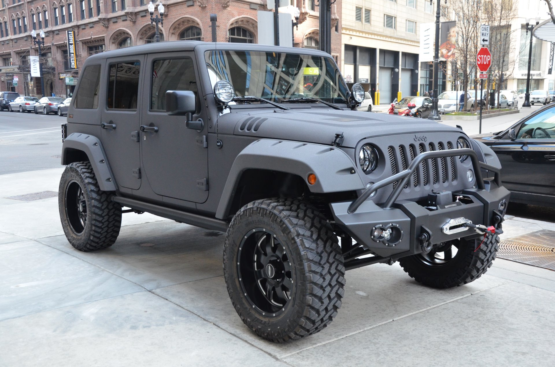 2015 Jeep Wrangler Unlimited Rubicon Stock GC CHRIS40 for sale