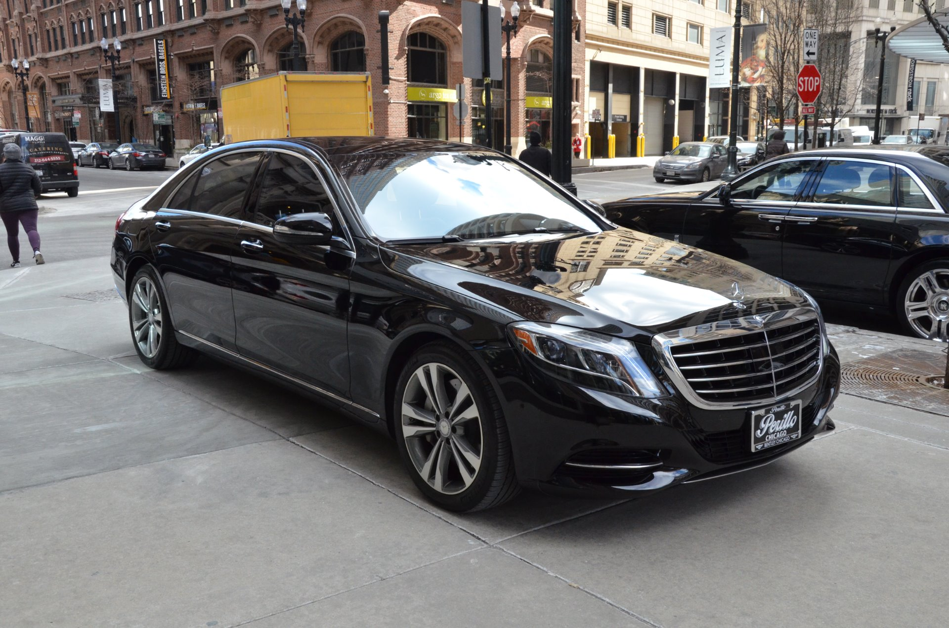 2014 mercedes benz s class s550 stock b750a for sale for Mercedes benz chicago dealers