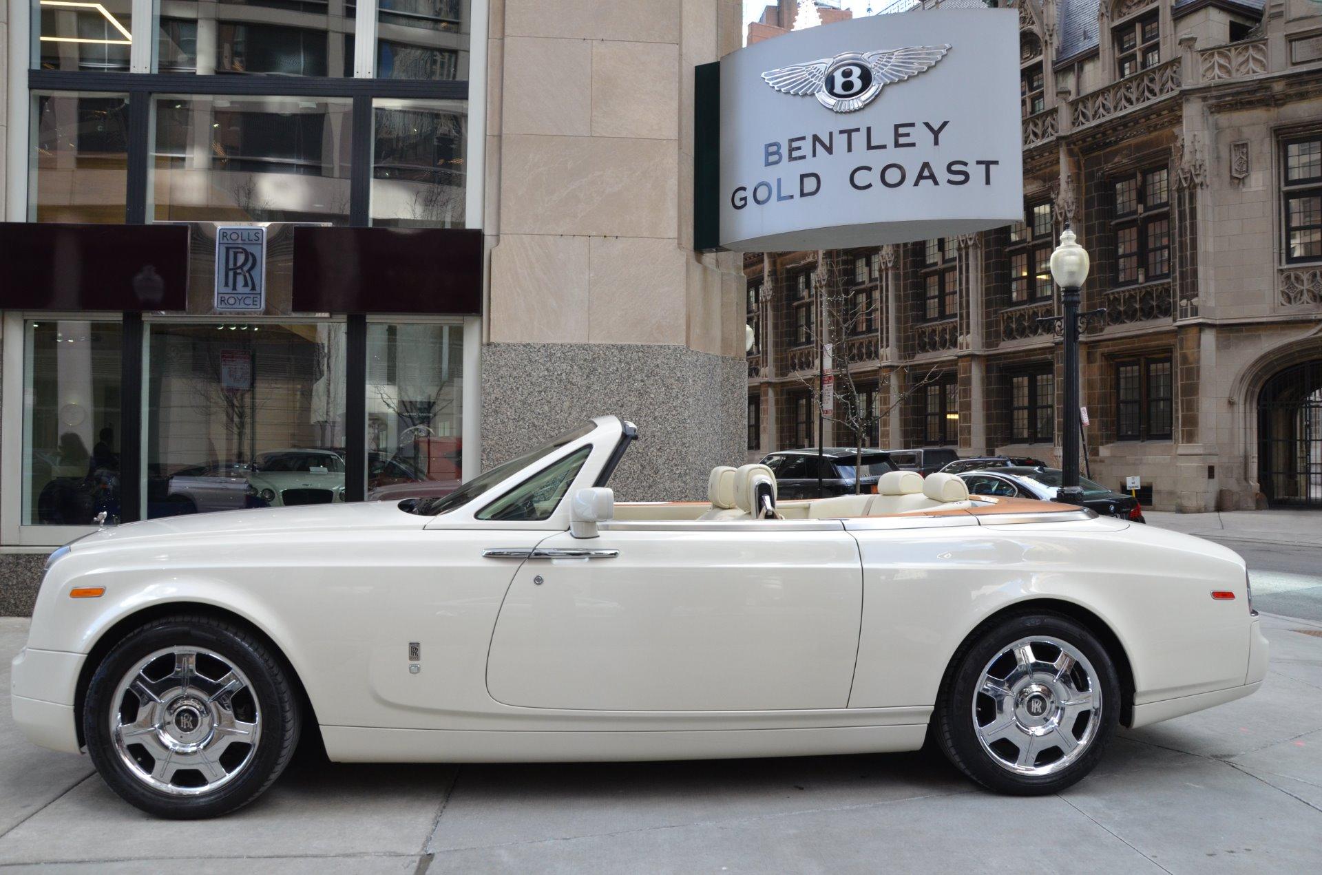Used 2009 Rolls Royce Phantom Drophead Coupe Chicago Il