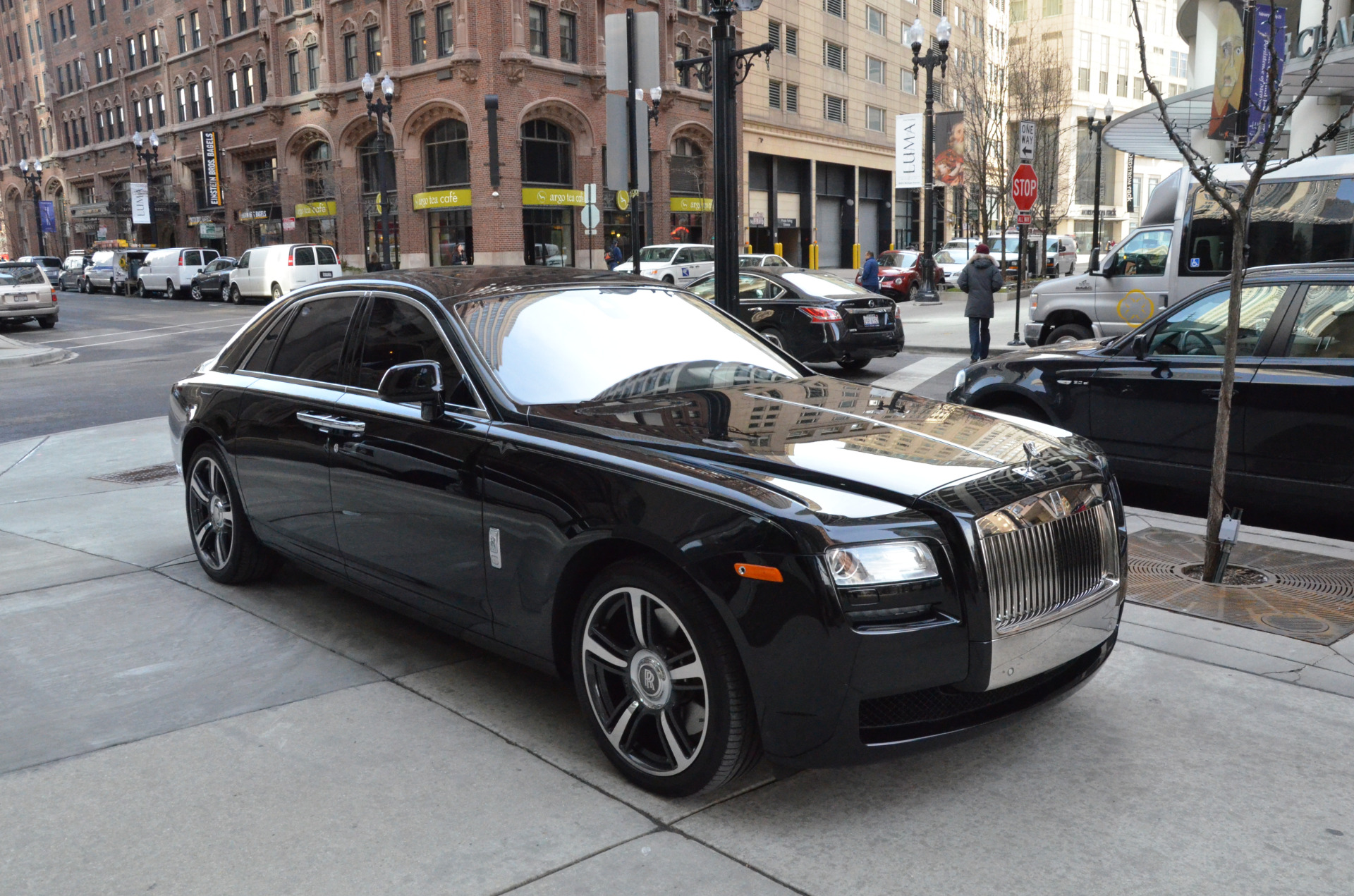 2014 rolls royce ghost v spec stock gc1891 for sale near chicago il il rolls royce dealer. Black Bedroom Furniture Sets. Home Design Ideas
