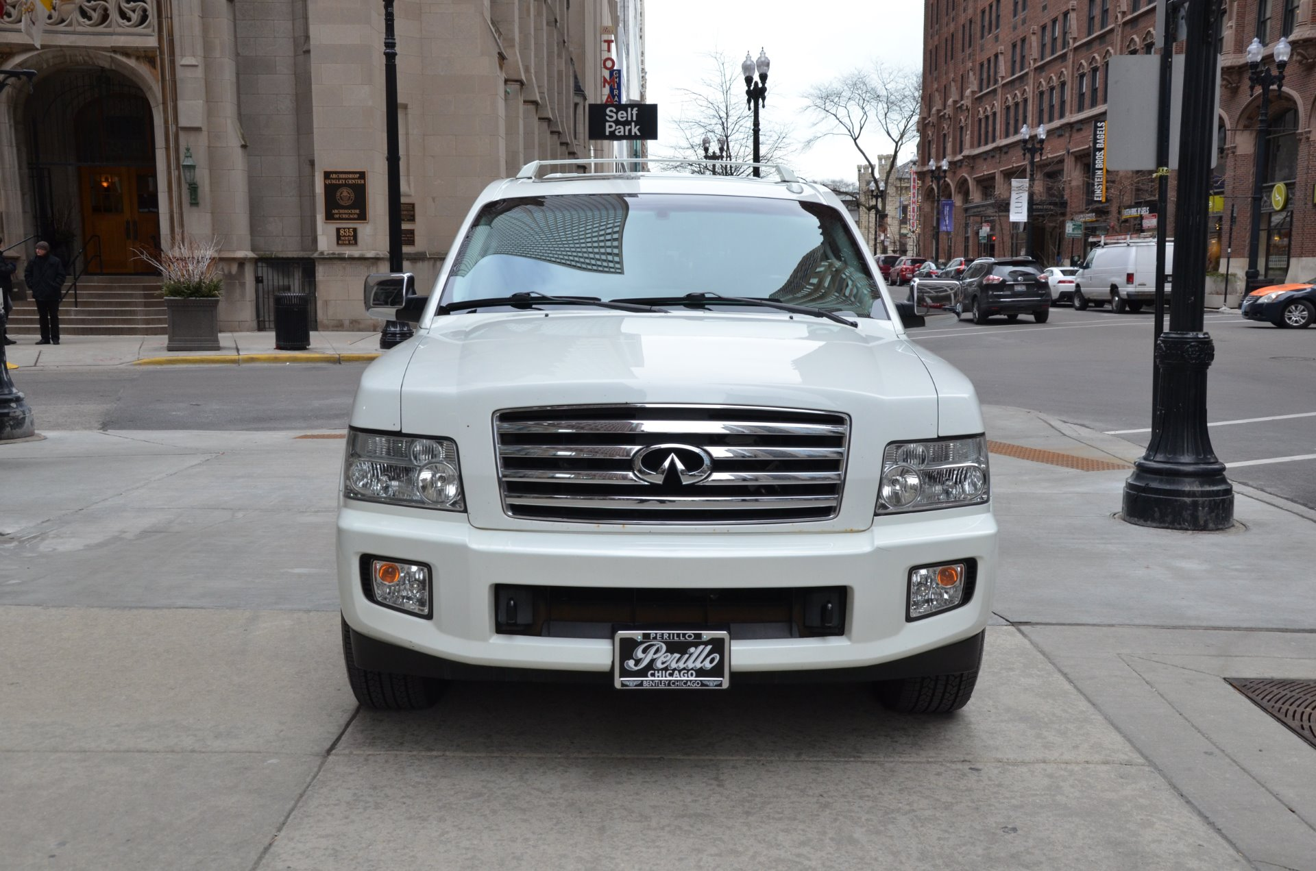 2006 Infiniti Qx56 Stock R209ba For Sale Near Chicago
