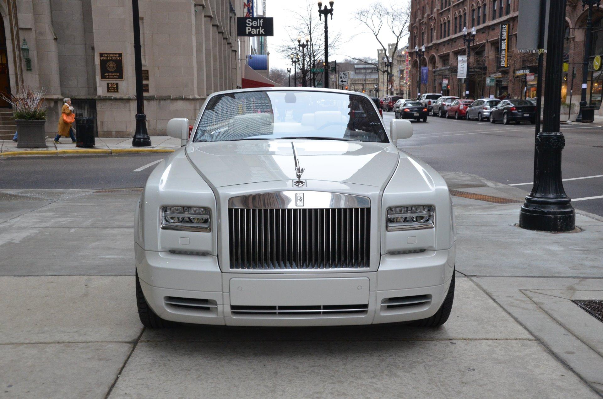 2014 rolls royce phantom price
