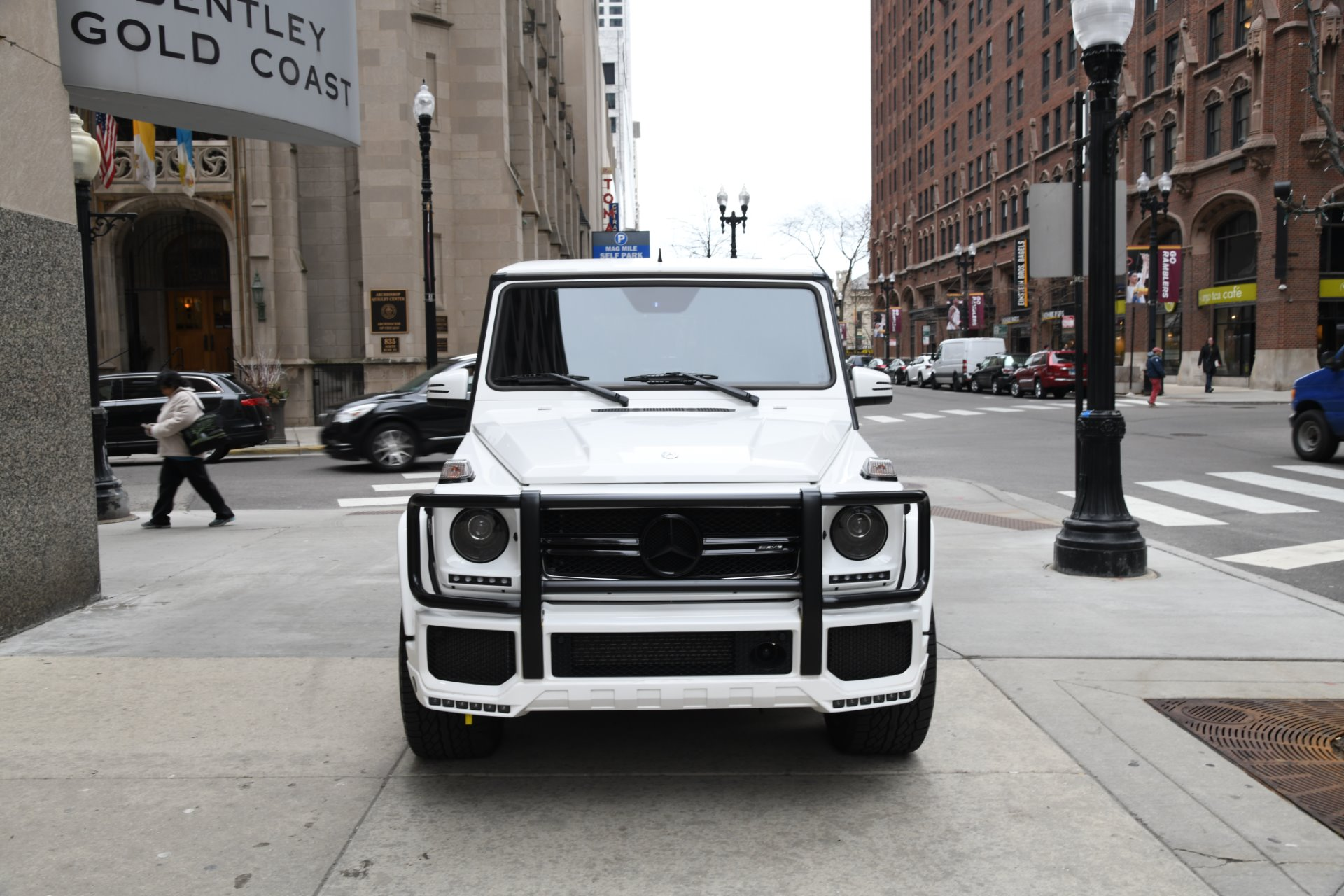 2016 mercedes benz g class g63 amg stock b1030aa for for Mercedes benz chicago service center