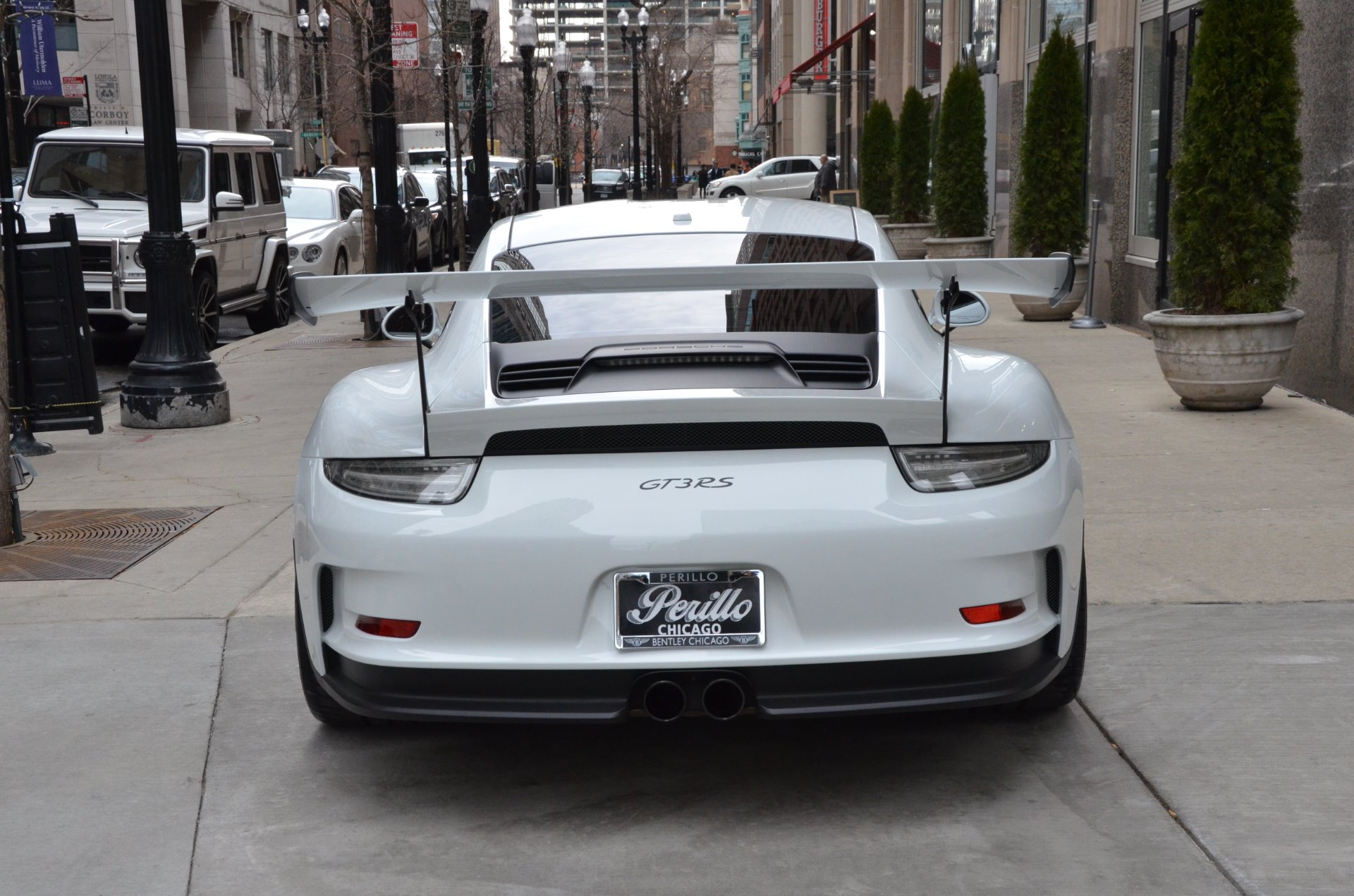 2016 porsche 911 gt3 rs including roll cage stock gc mir129 for sale near chicago il il. Black Bedroom Furniture Sets. Home Design Ideas