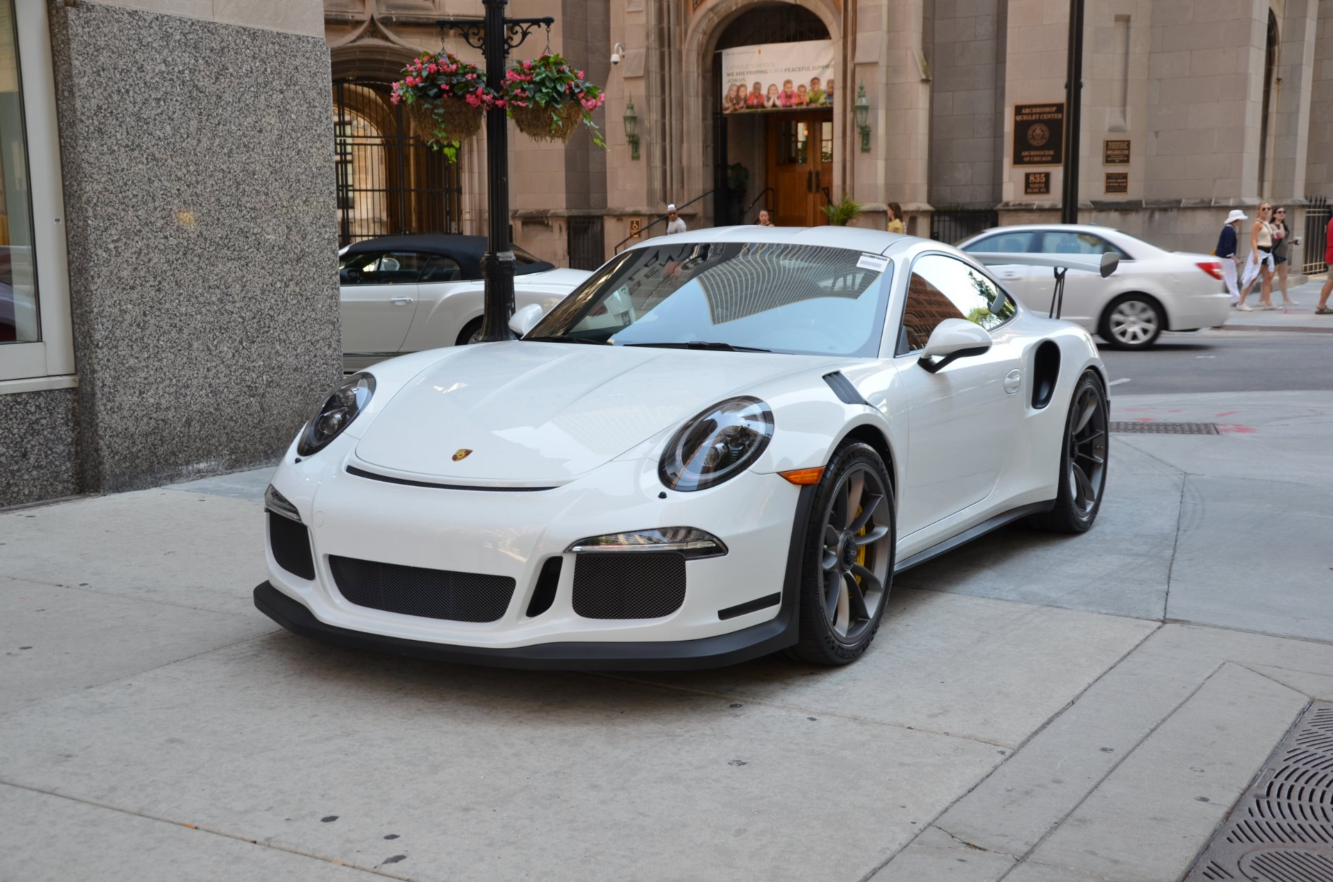2016 Porsche 911 Gt3 Rs Stock Gc1971 For Sale Near Chicago Il Il Porsche Dealer
