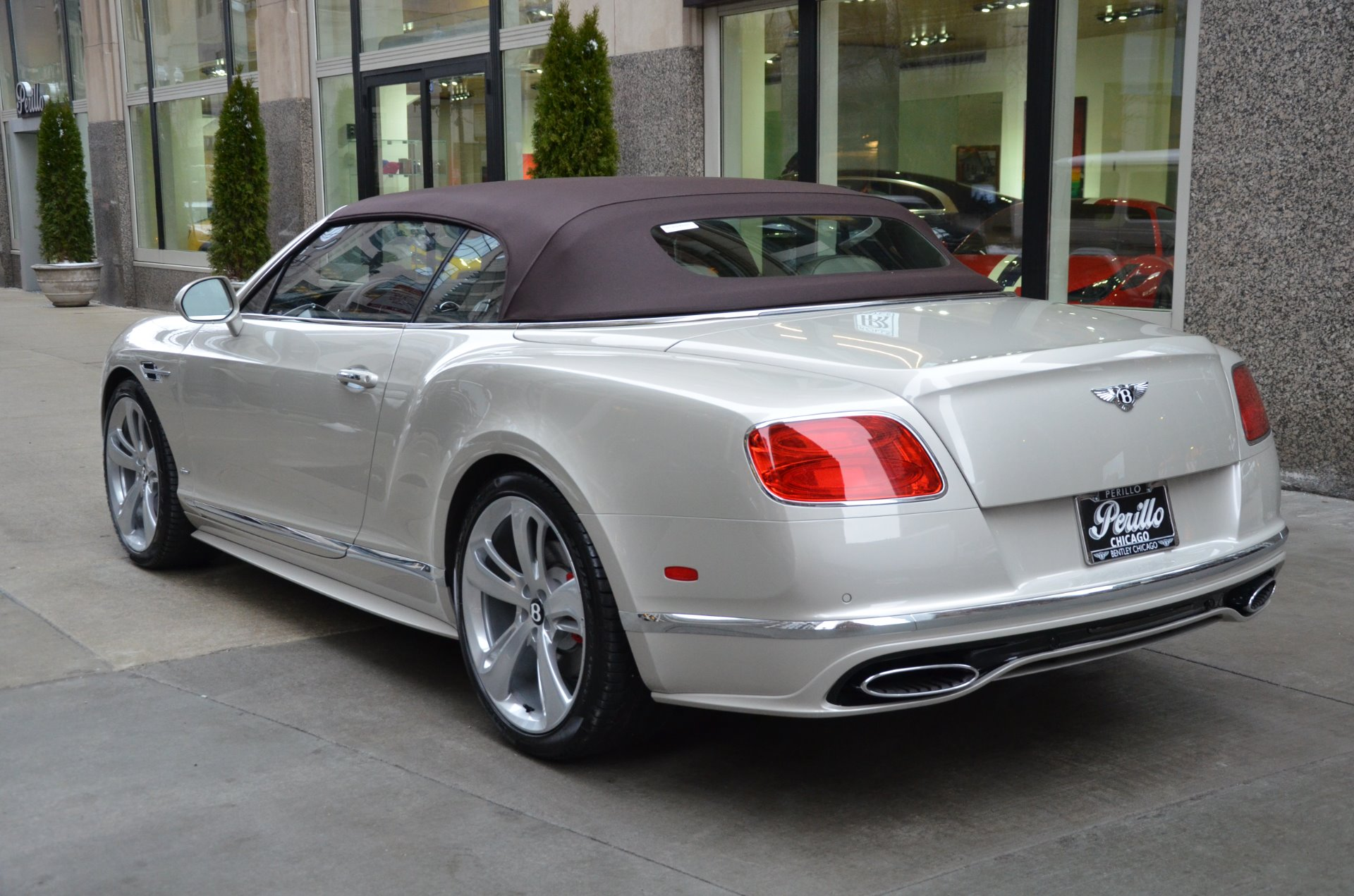 New 2016 Bentley Continental GTC Speed  | Chicago, IL