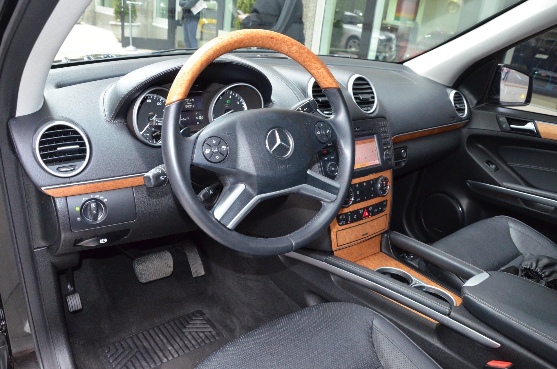 2012 Mercedes Benz Gl Class Gl550 4matic Stock Gc1883a