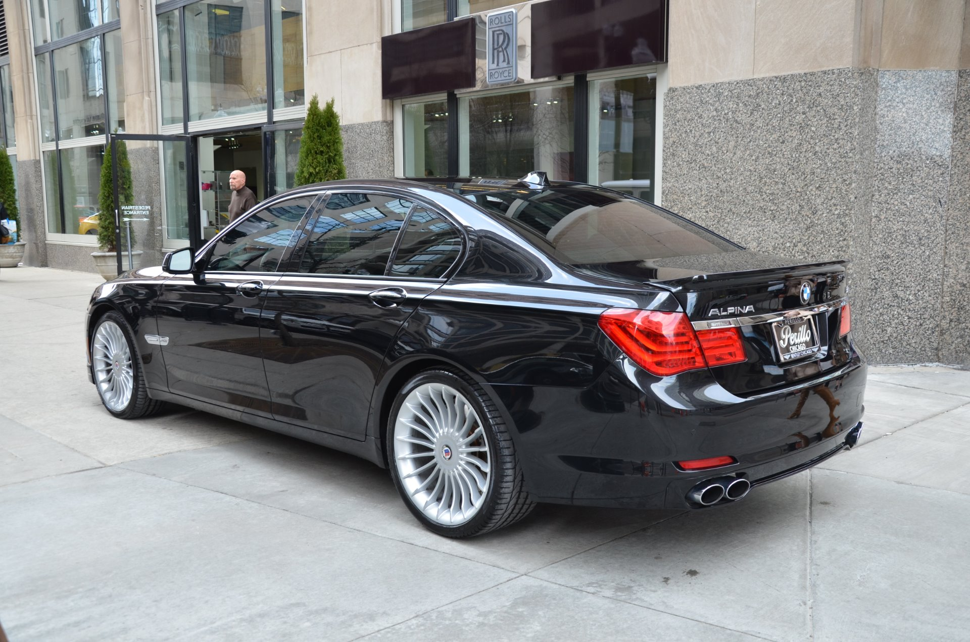 Used 2012 bmw 7 series alpina b7 swb xdrive chicago il