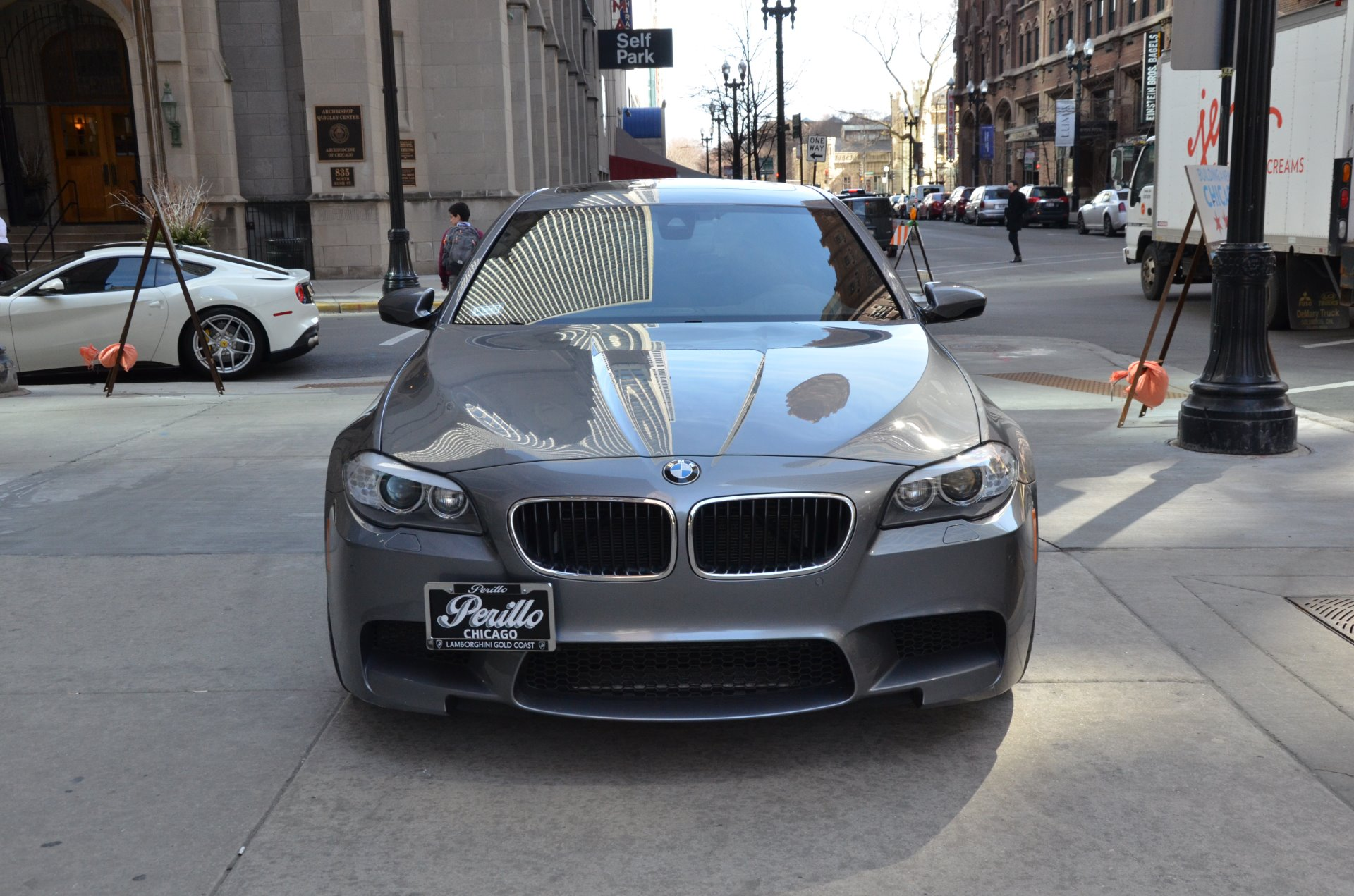2013 bmw m5 stock gc1898aa for sale near chicago il il bmw dealer. Black Bedroom Furniture Sets. Home Design Ideas