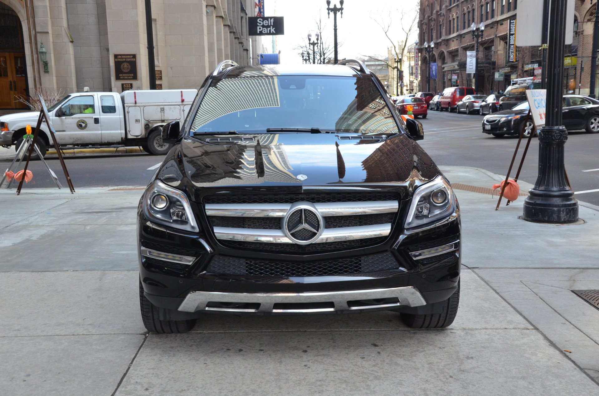 2015 mercedes benz gl class gl450 4matic stock l211ab for sale near chicago il il mercedes. Black Bedroom Furniture Sets. Home Design Ideas