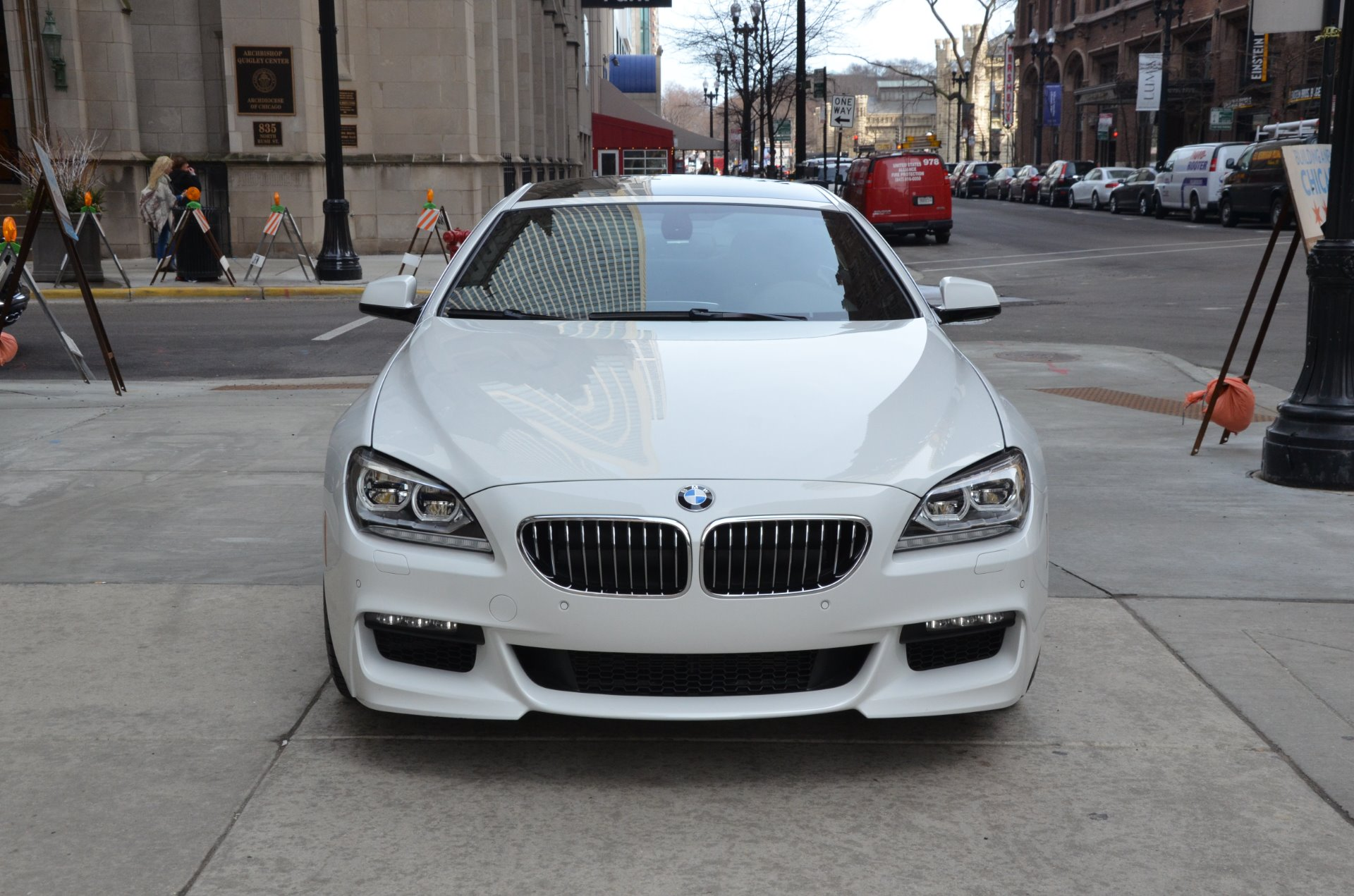 2013 bmw 6 series 640i gran coupe stock l247aaa for sale near chicago il il bmw dealer. Black Bedroom Furniture Sets. Home Design Ideas