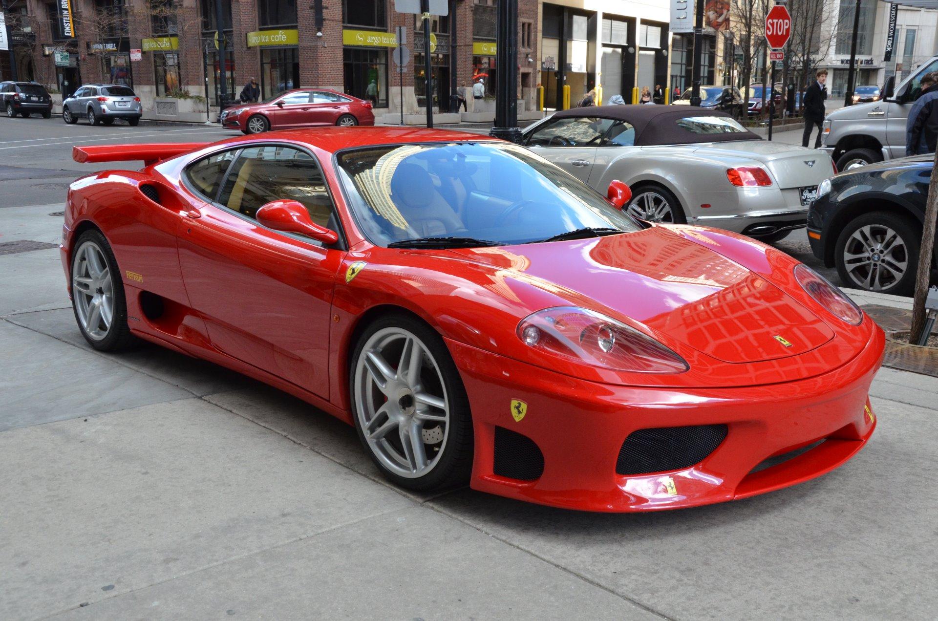 2003 Ferrari 360 Modena Stock Gc1841b For Sale Near