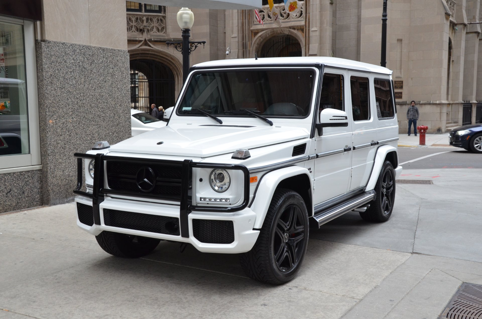 2014 mercedes benz g class g63 amg stock gc1900 for sale for Mercedes benz dealers in illinois