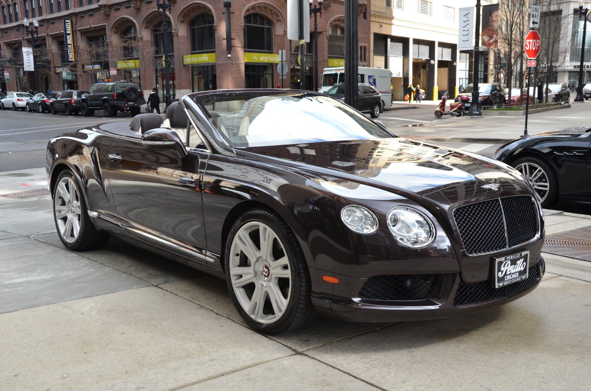 2013 Bentley Continental Gtc V8 Stock Gc1925 For Sale