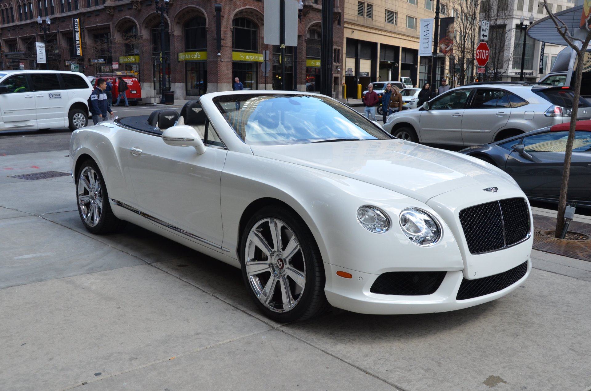 2013 Bentley Continental GTC V8 Stock GC CHRIS82 for sale near