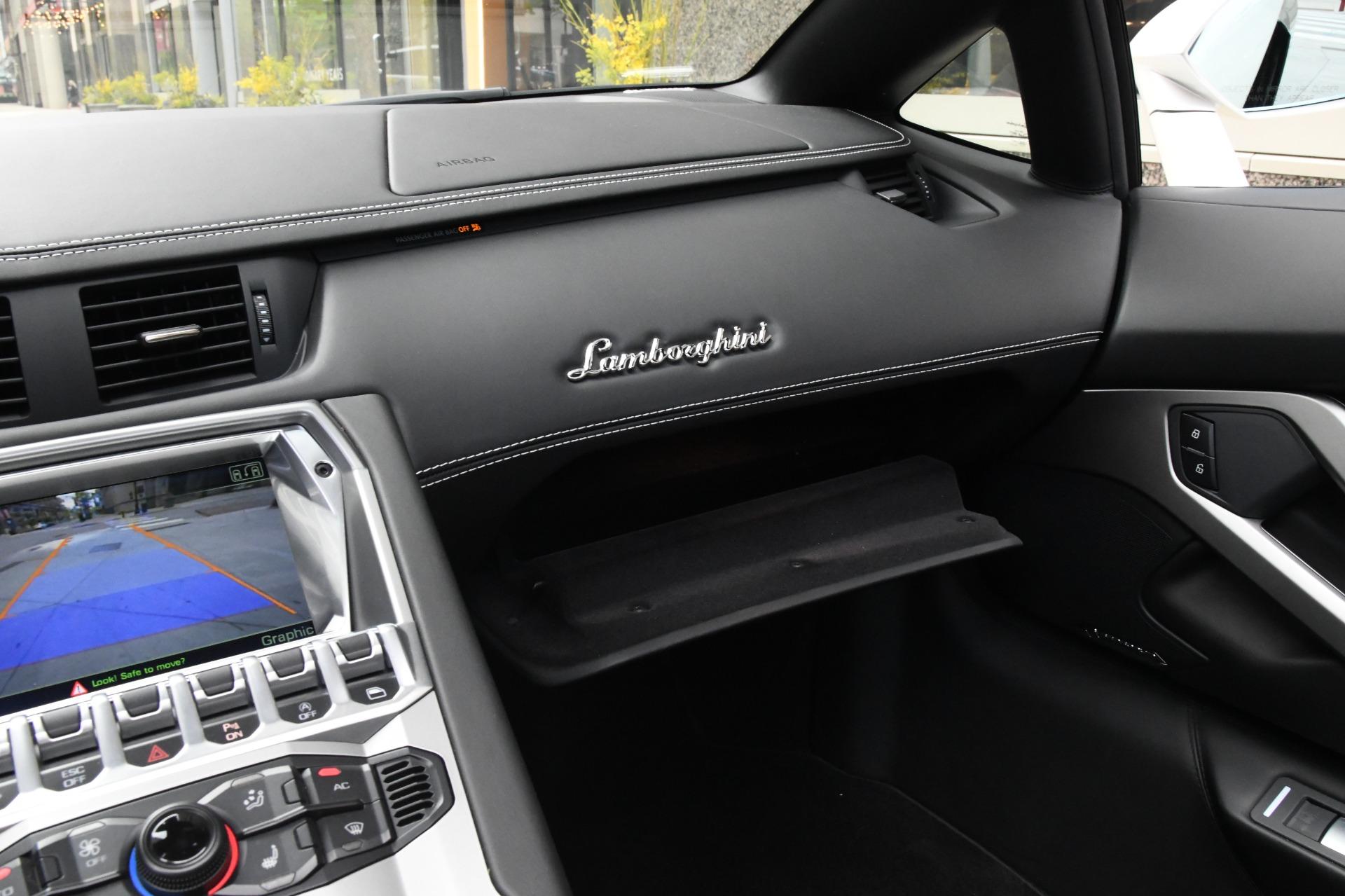 2015 Lamborghini Aventador Roadster LP 700-4 Roadster ...