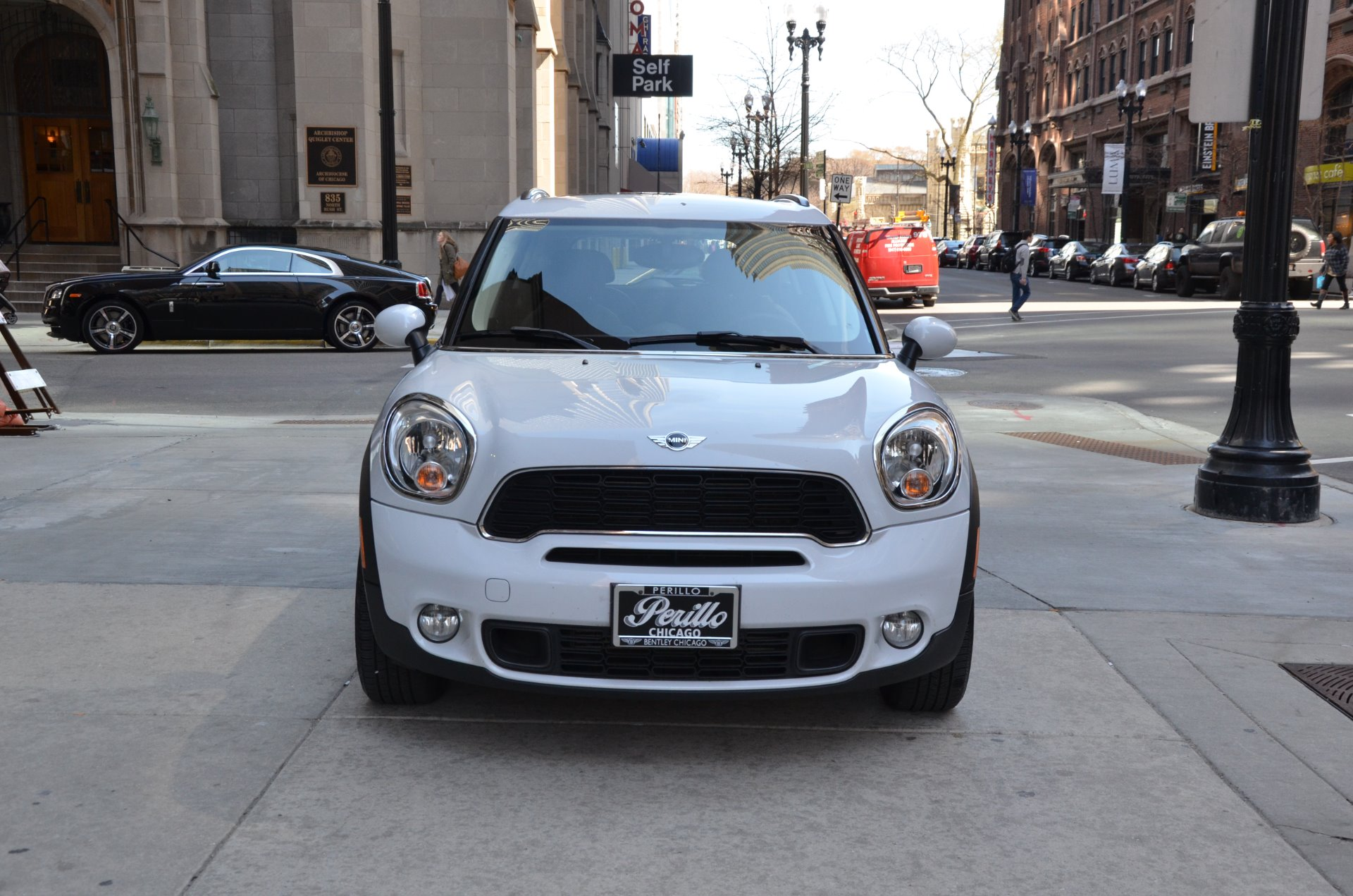 2012 mini cooper countryman s all4 stock m500a for sale near chicago il il mini dealer. Black Bedroom Furniture Sets. Home Design Ideas