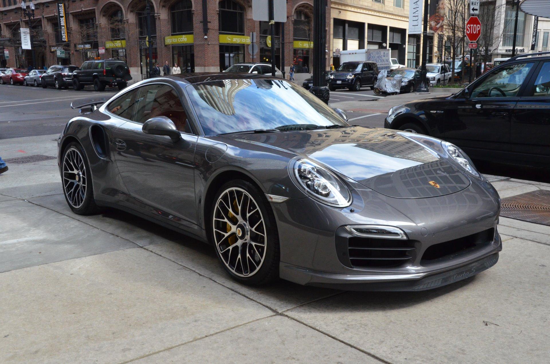 2014 porsche 911 turbo s stock r224ba for sale near chicago il il porsche dealer. Black Bedroom Furniture Sets. Home Design Ideas