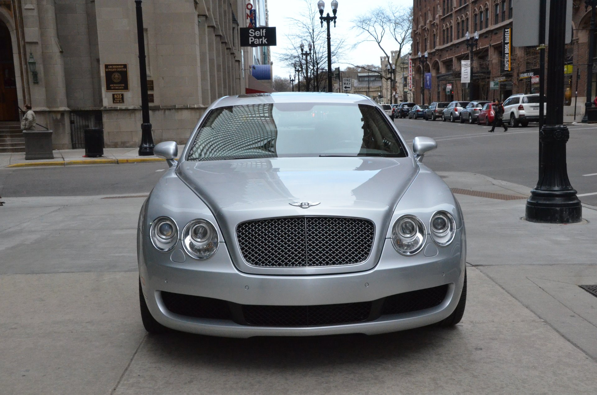 2007 Bentley Continental Flying Spur Stock R224BB For