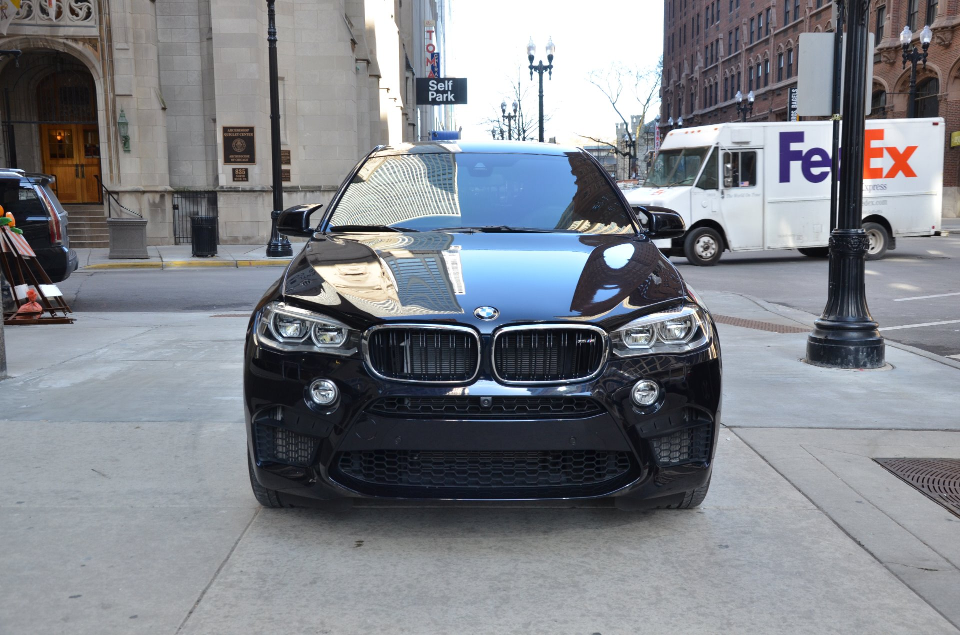 2016 bmw x6 m stock l249aab for sale near chicago il il bmw dealer. Black Bedroom Furniture Sets. Home Design Ideas