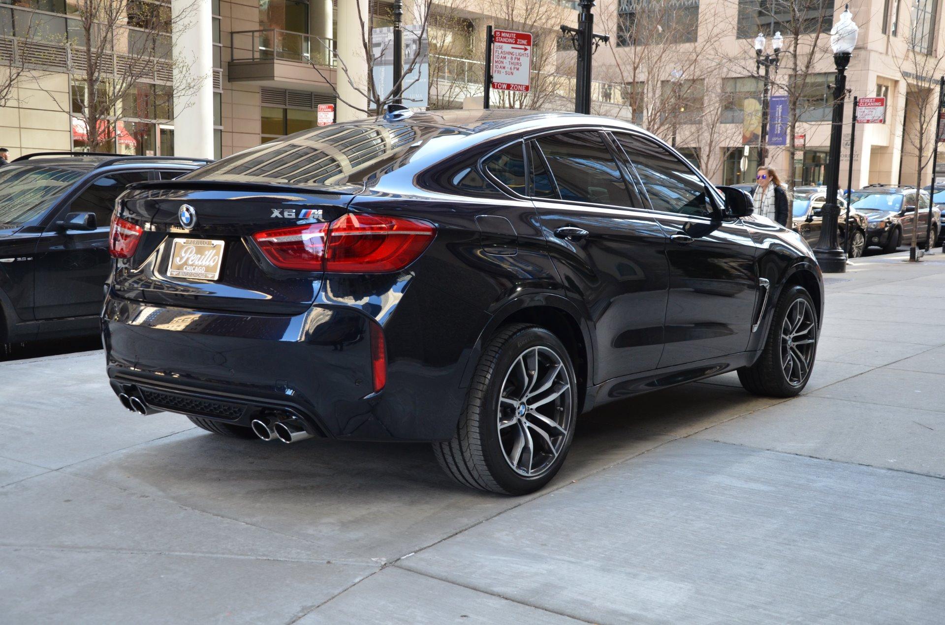 2016 Bmw X6 M Stock L249aab For Sale Near Chicago Il Il Bmw Dealer