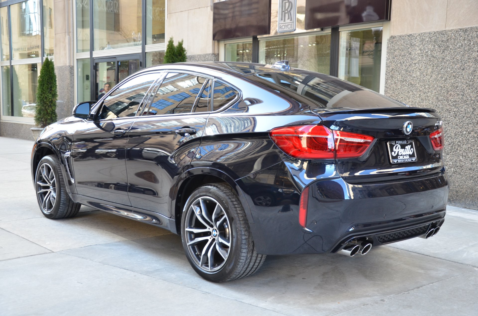 2016 BMW X6 M Stock L249AAB for sale near Chicago IL