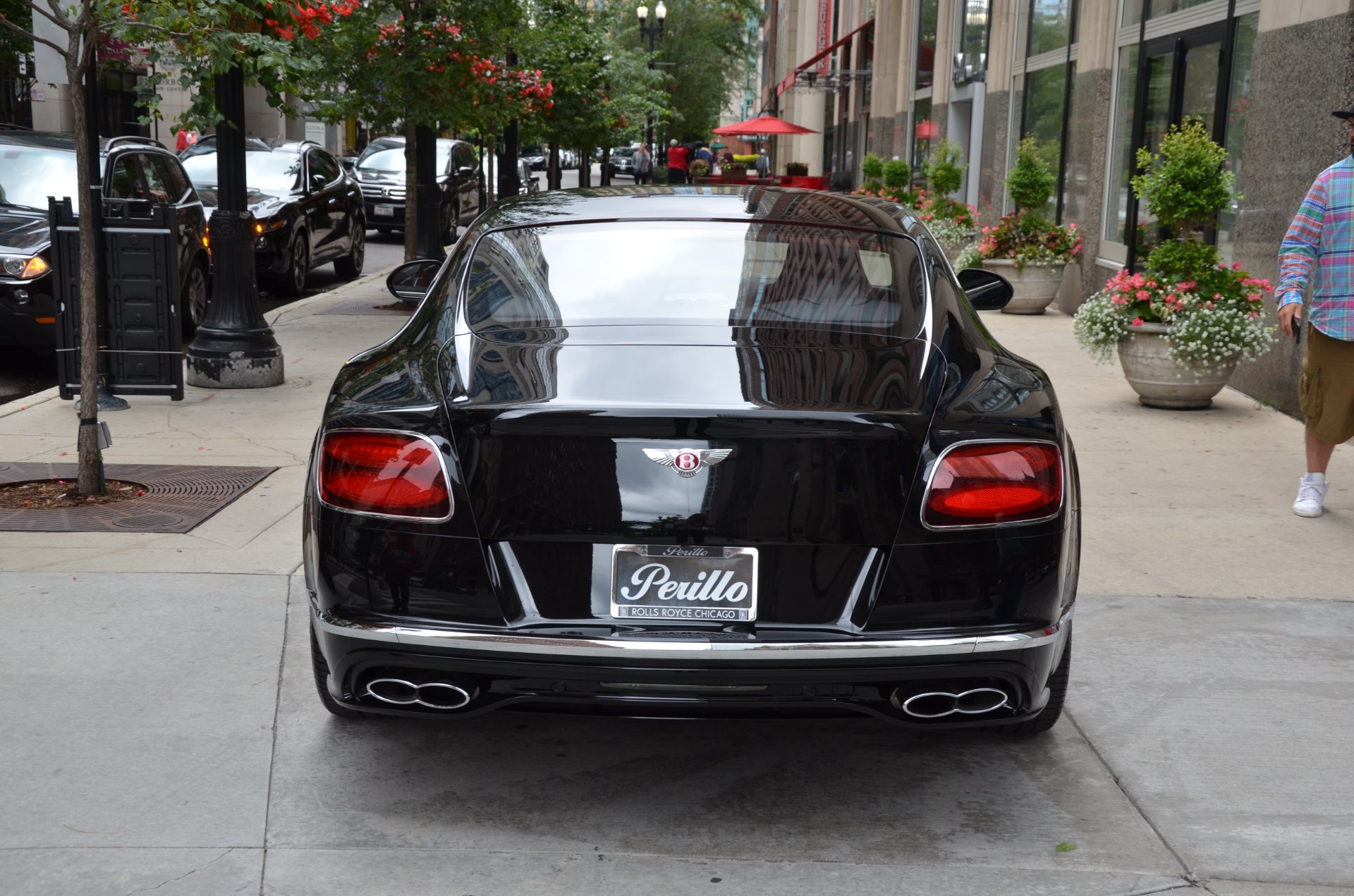2016 Bentley Continental GT V8 S Stock # B977A for sale near Chicago ...