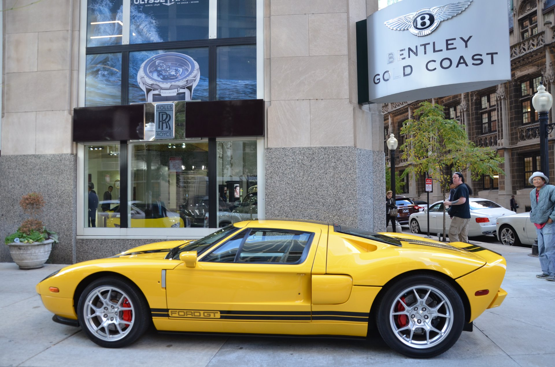 2006 Ford Gt Stock Gc Chris64 For Sale Near Chicago Il Engine Used
