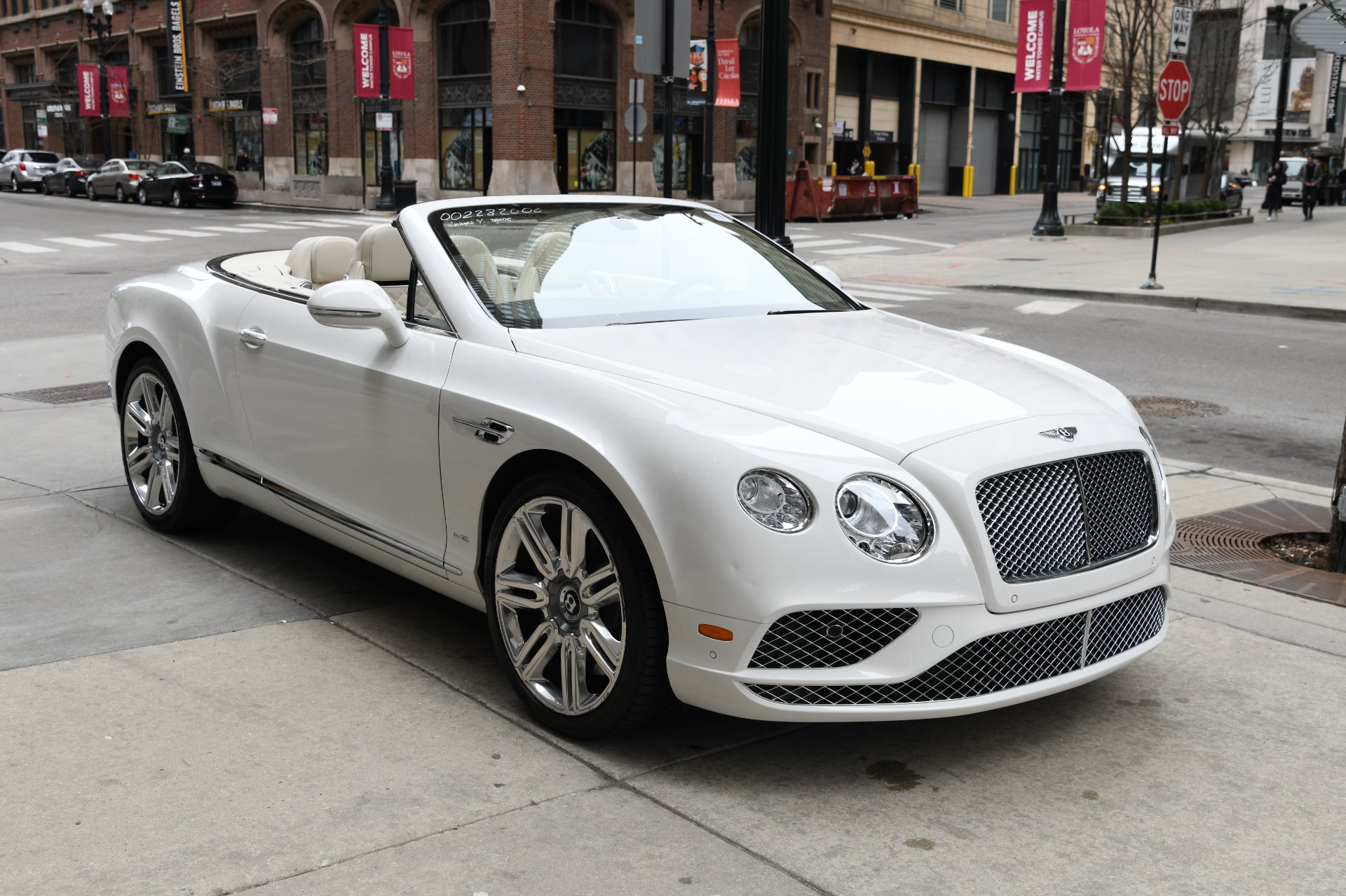 Used 2016 Bentley Continental GTC  | Chicago, IL