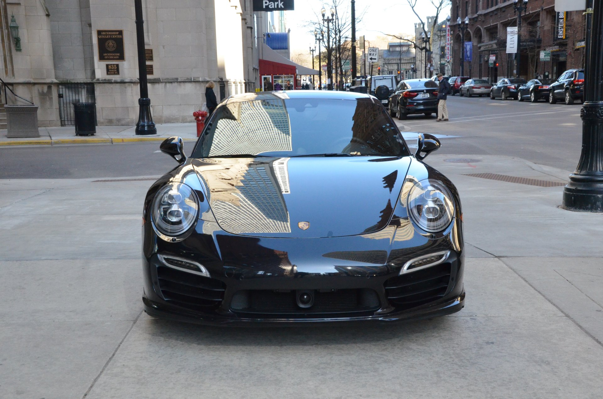 used 2014 porsche 911 turbo s chicago il