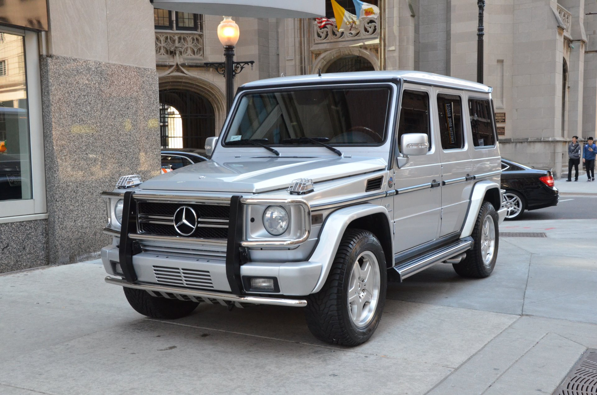 2005 Mercedes-Benz G-Class G55 AMG Stock # GC1841AB for sale near Chicago,  IL | IL Mercedes-Benz Dealer