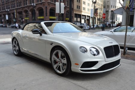 Used 2016 Bentley Continental GTC V8 S  | Chicago, IL