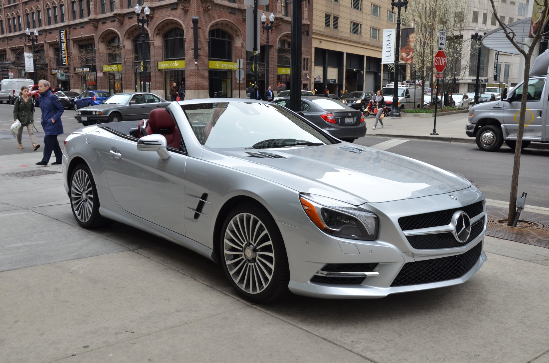 2015 Mercedes-Benz SL-Class SL550 Stock # 36397 for sale ...
