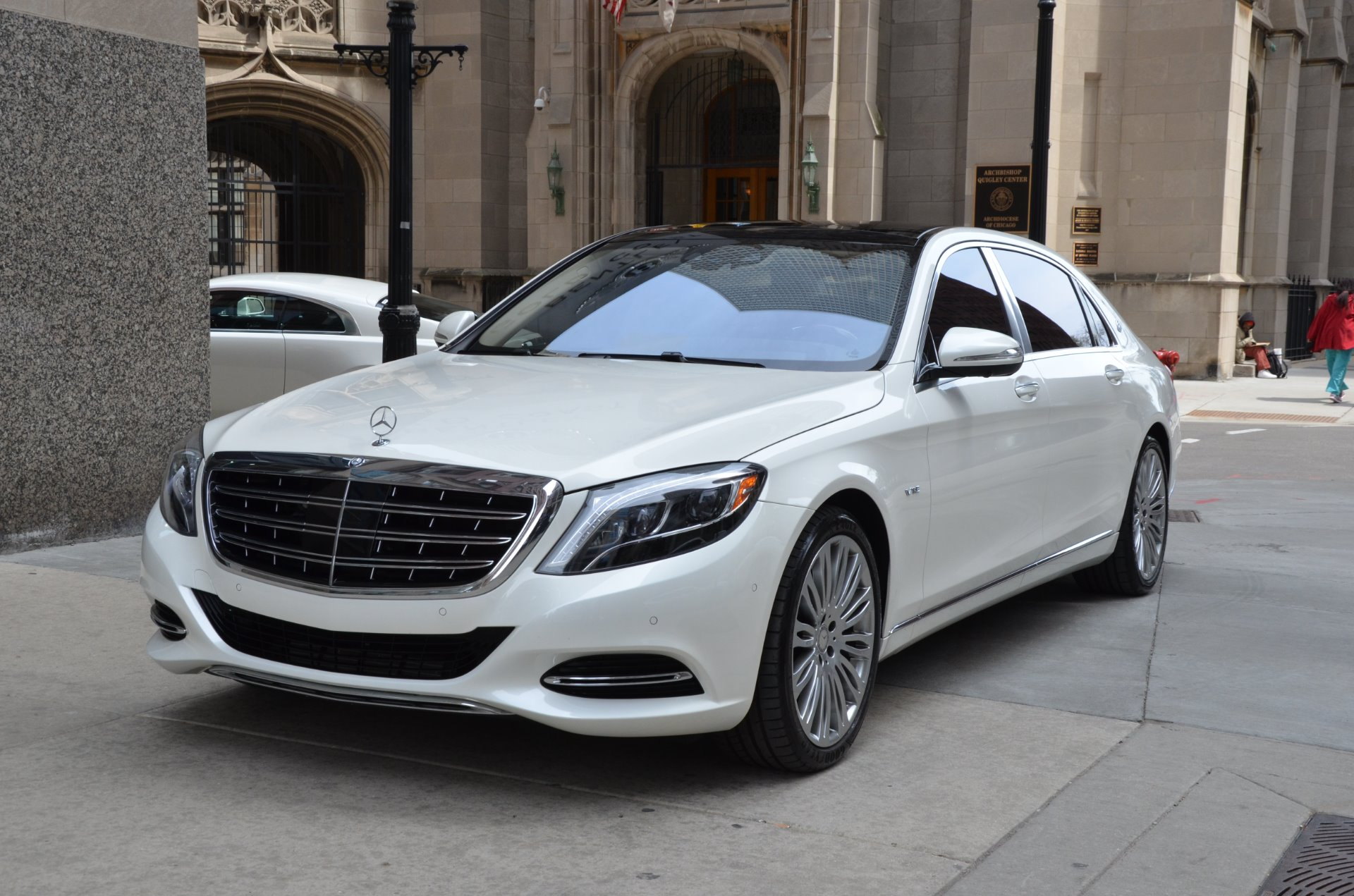 2016 mercedes benz s class mercedes maybach s600 stock for Mercedes benz of naperville il