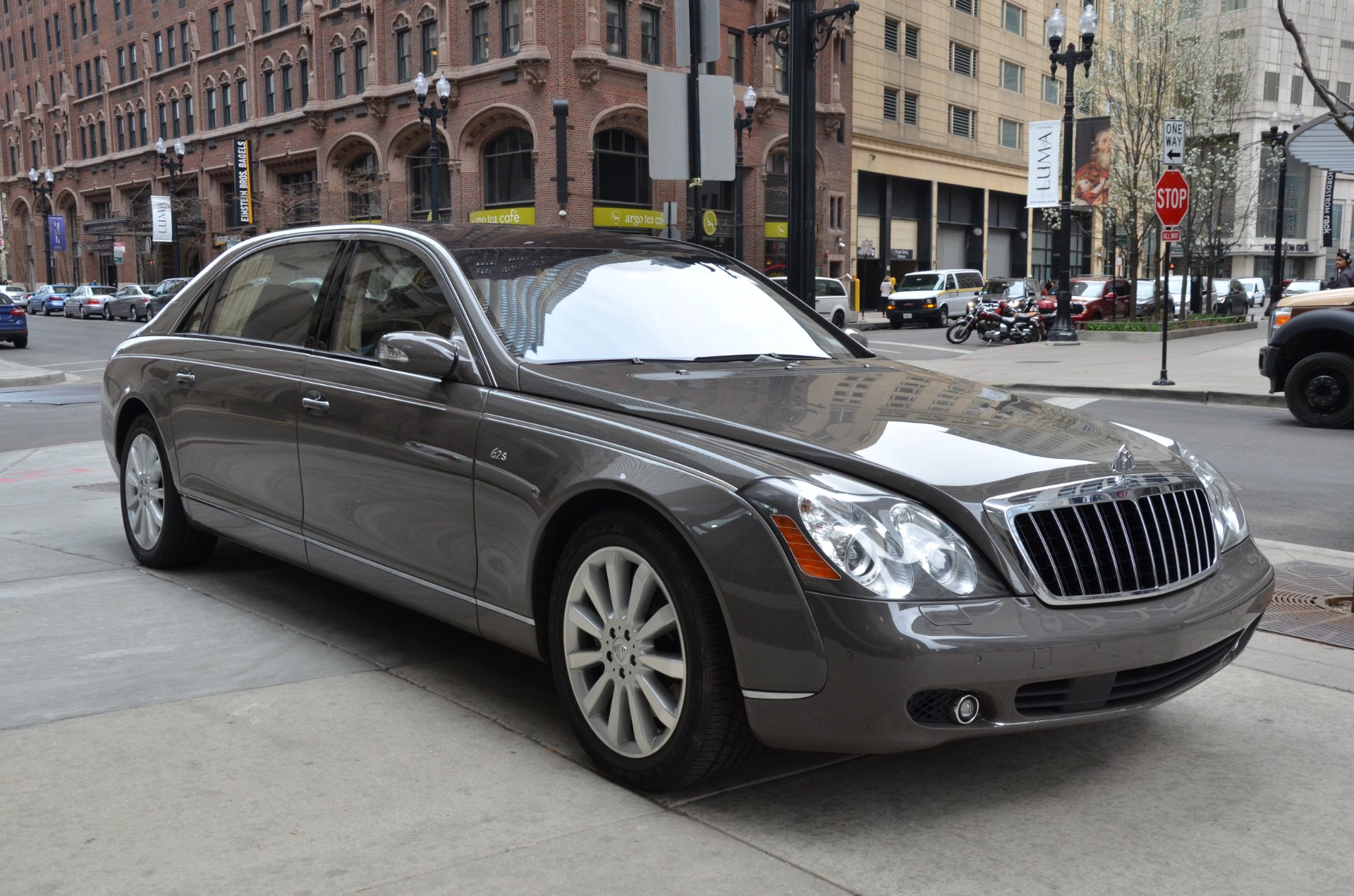 2009 maybach 62 s stock 02498 for sale near chicago il