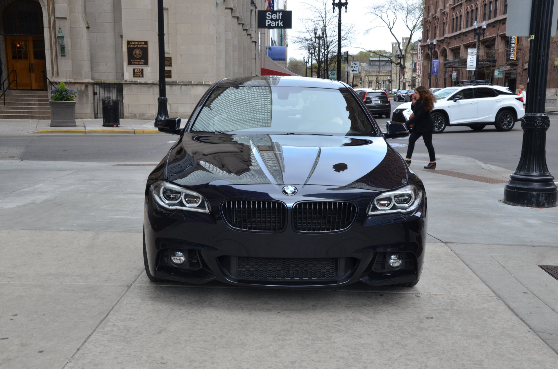2015 bmw 5 series 535i xdrive stock 40248 for sale near chicago il il bmw dealer. Black Bedroom Furniture Sets. Home Design Ideas