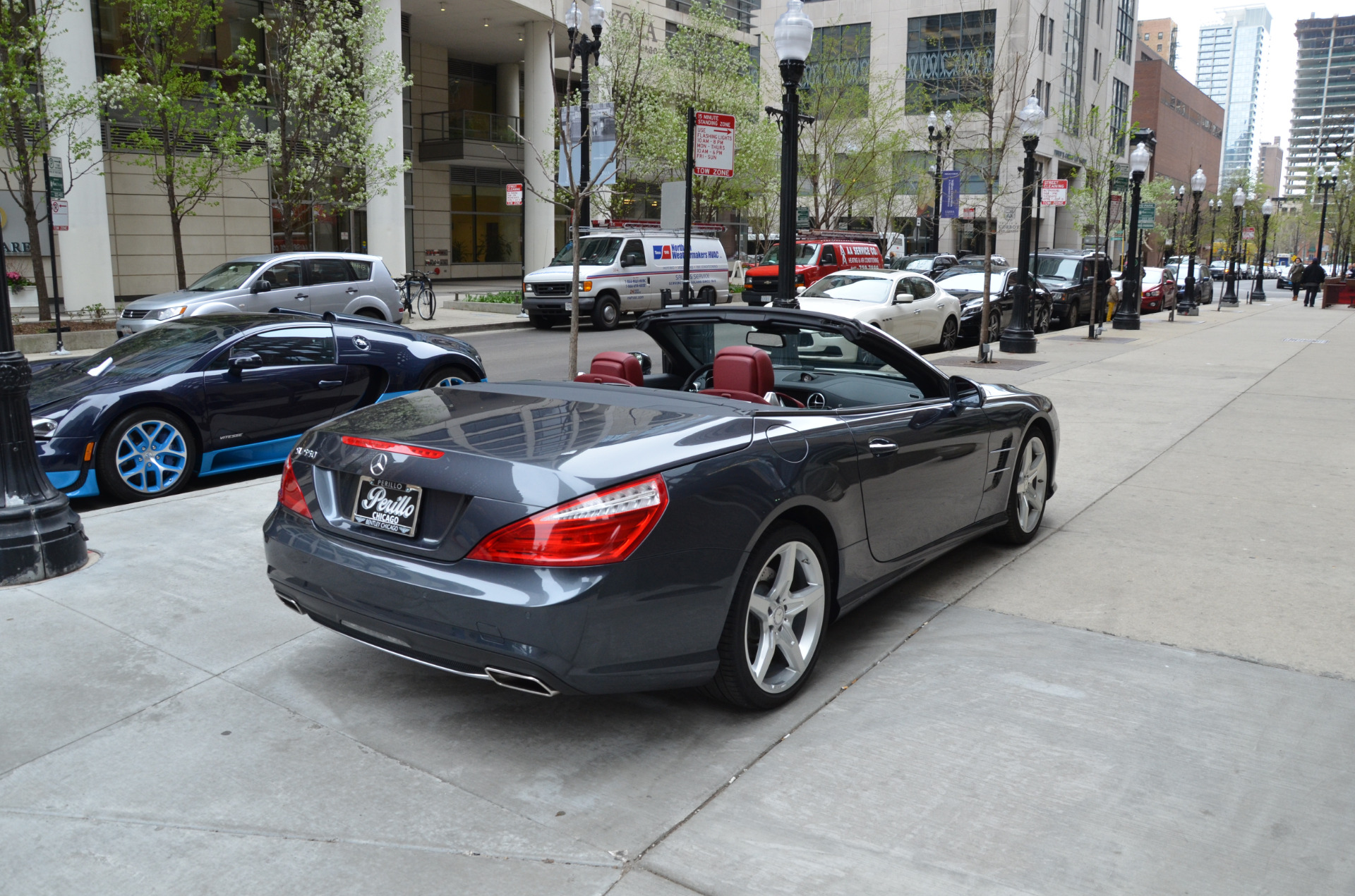 2013 mercedes benz sl class sl550 stock r231a for sale near chicago il il mercedes benz dealer. Black Bedroom Furniture Sets. Home Design Ideas
