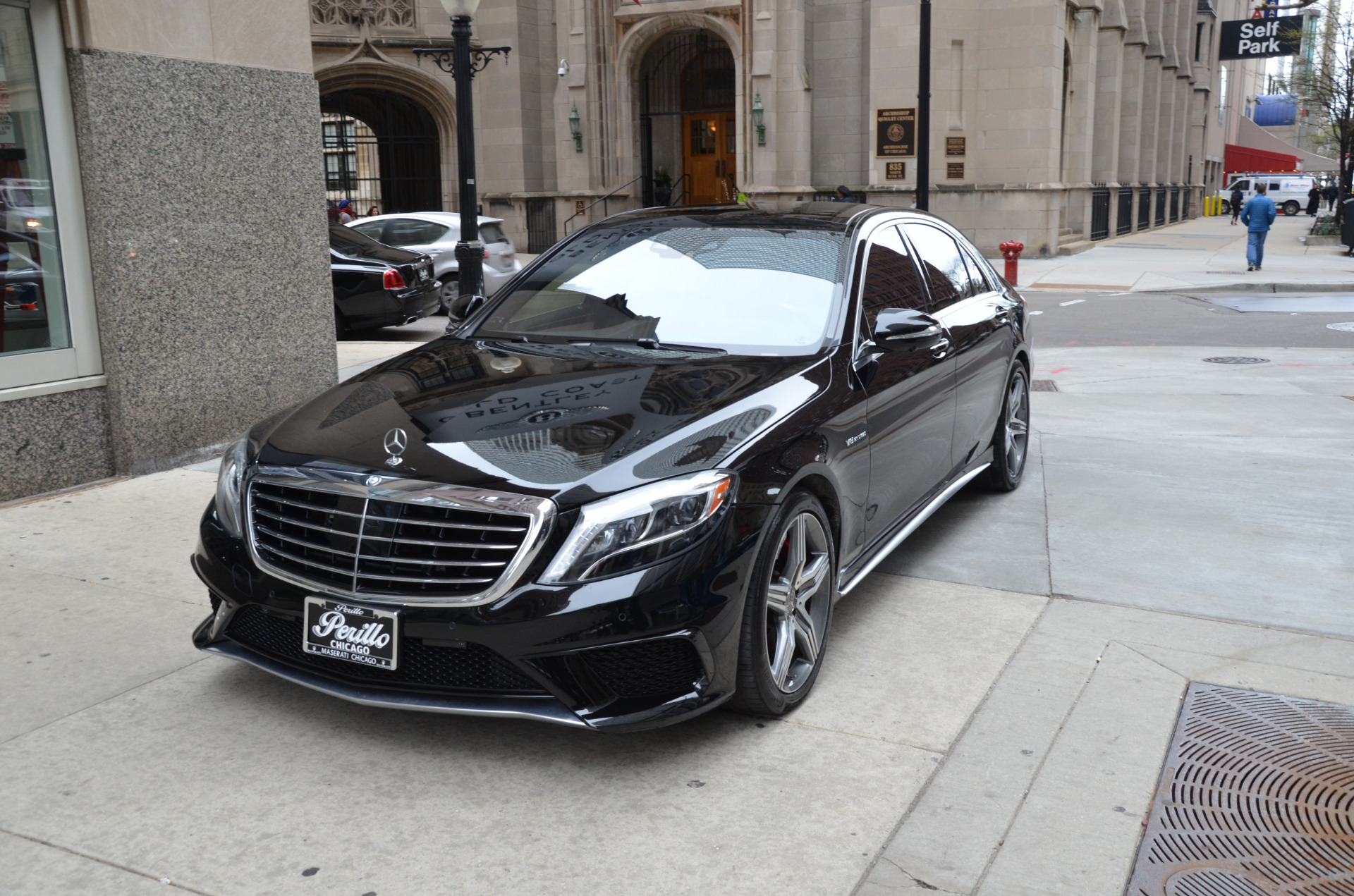 2014 mercedes benz s class s63 amg stock b778a s for for Mercedes benz parts chicago